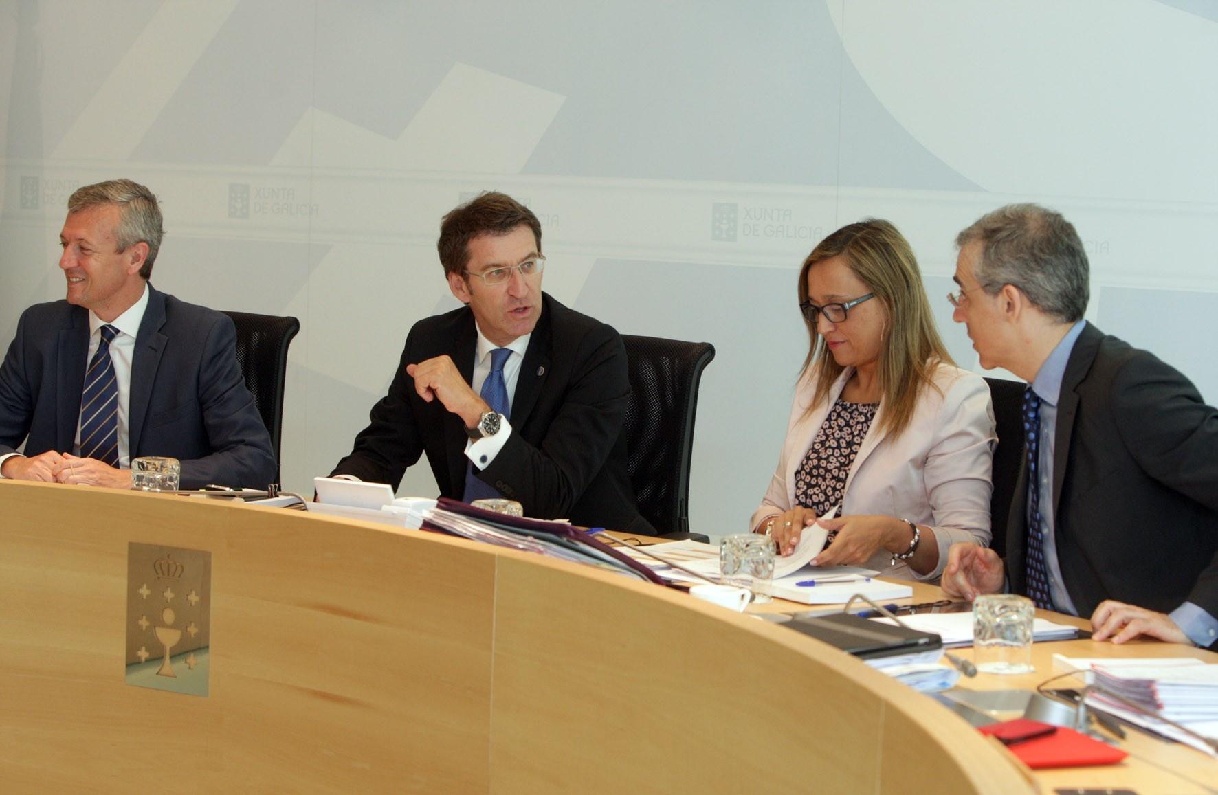 Feijóo admite que Pemex evalúa el impacto del tax lease para «tomar la decisión definitiva»