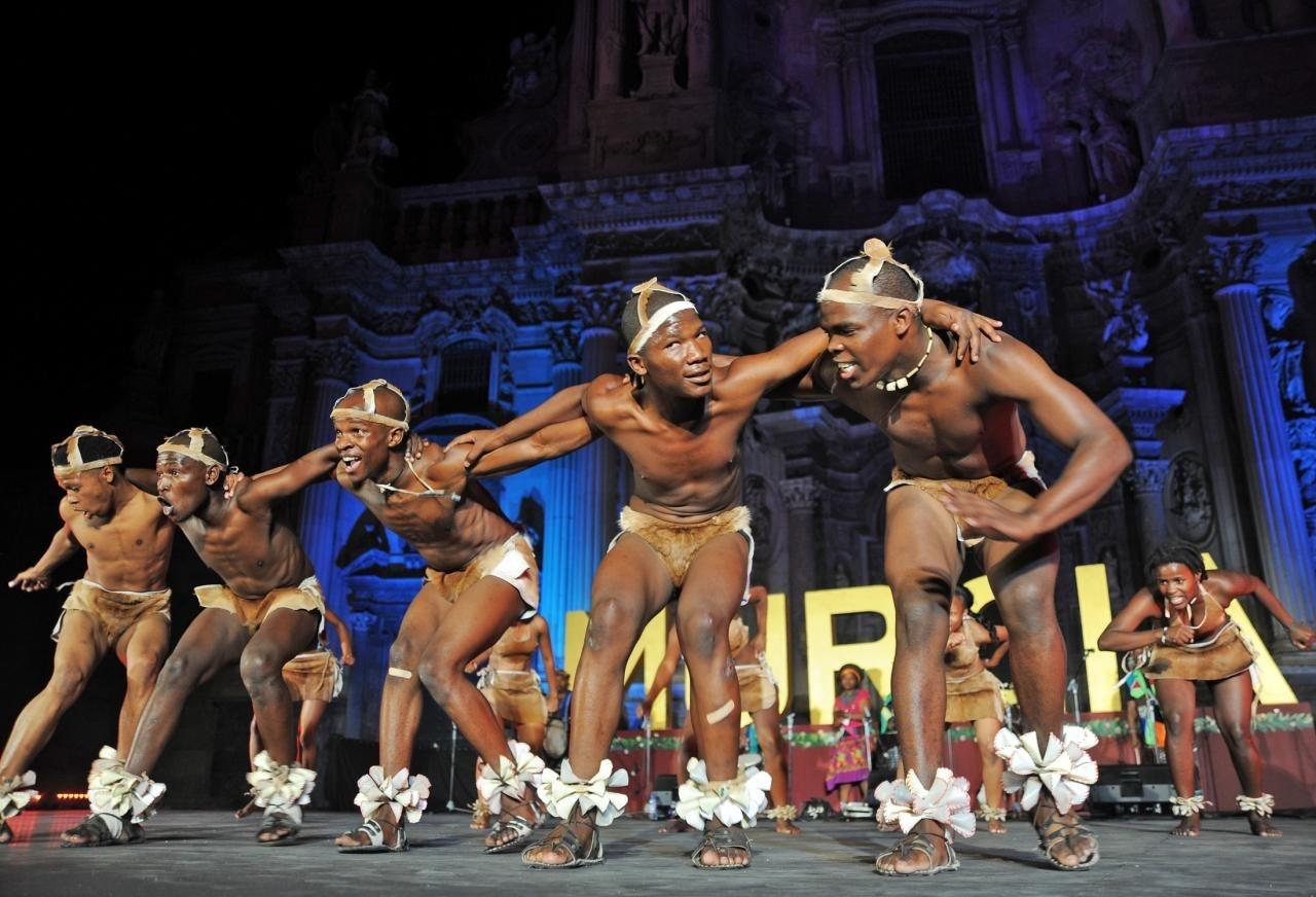 El Festival Internacional de Folclore en el Mediterráneo termina «con un éxito de participación»