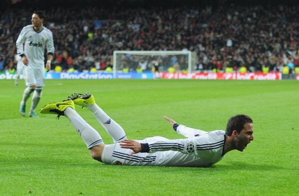 El Chelsea de Mourinho pregunta al Real Madrid por Gonzalo Higuaín
