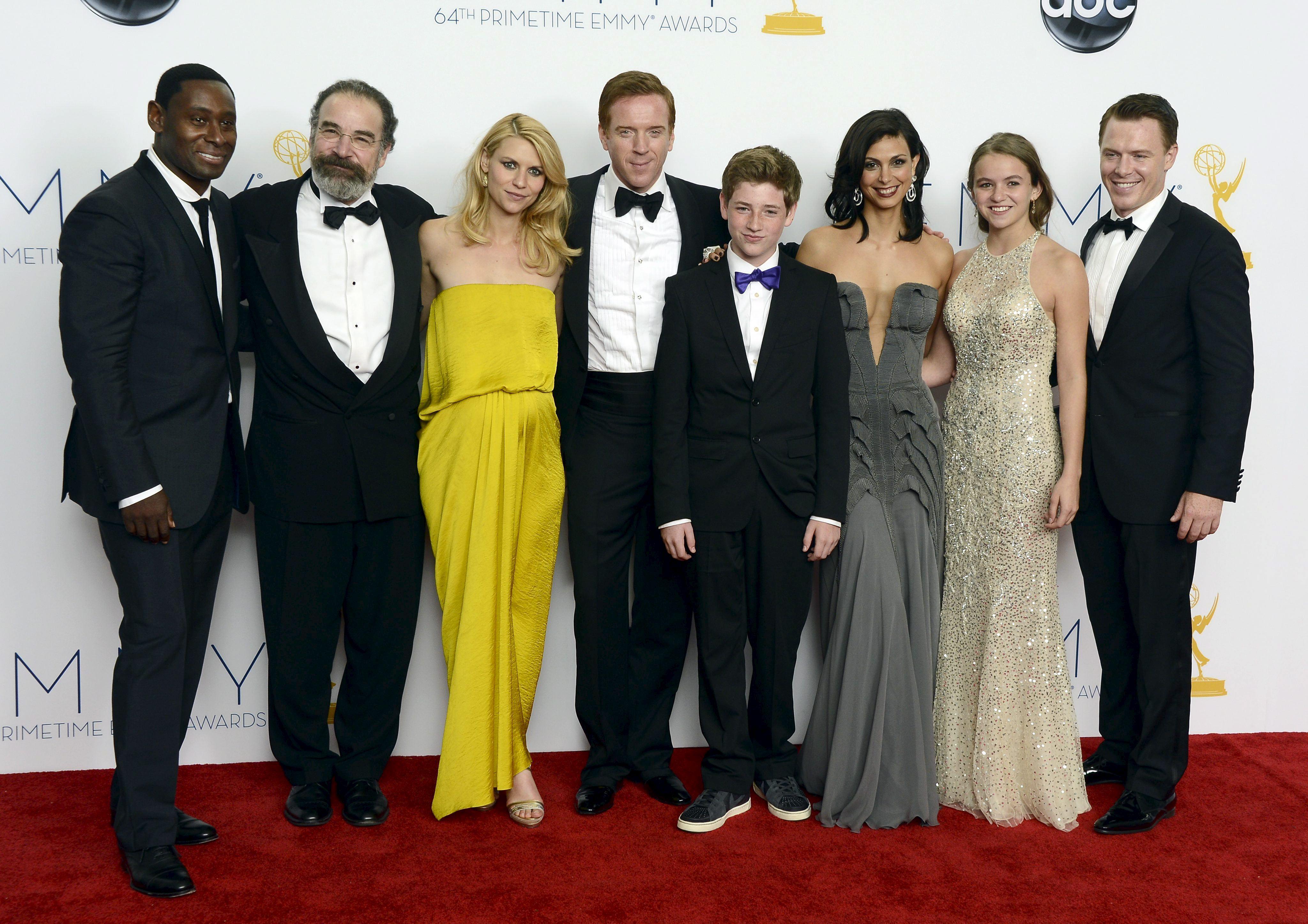 «Homeland» y «House of Cards» nominadas al Emmy al mejor drama
