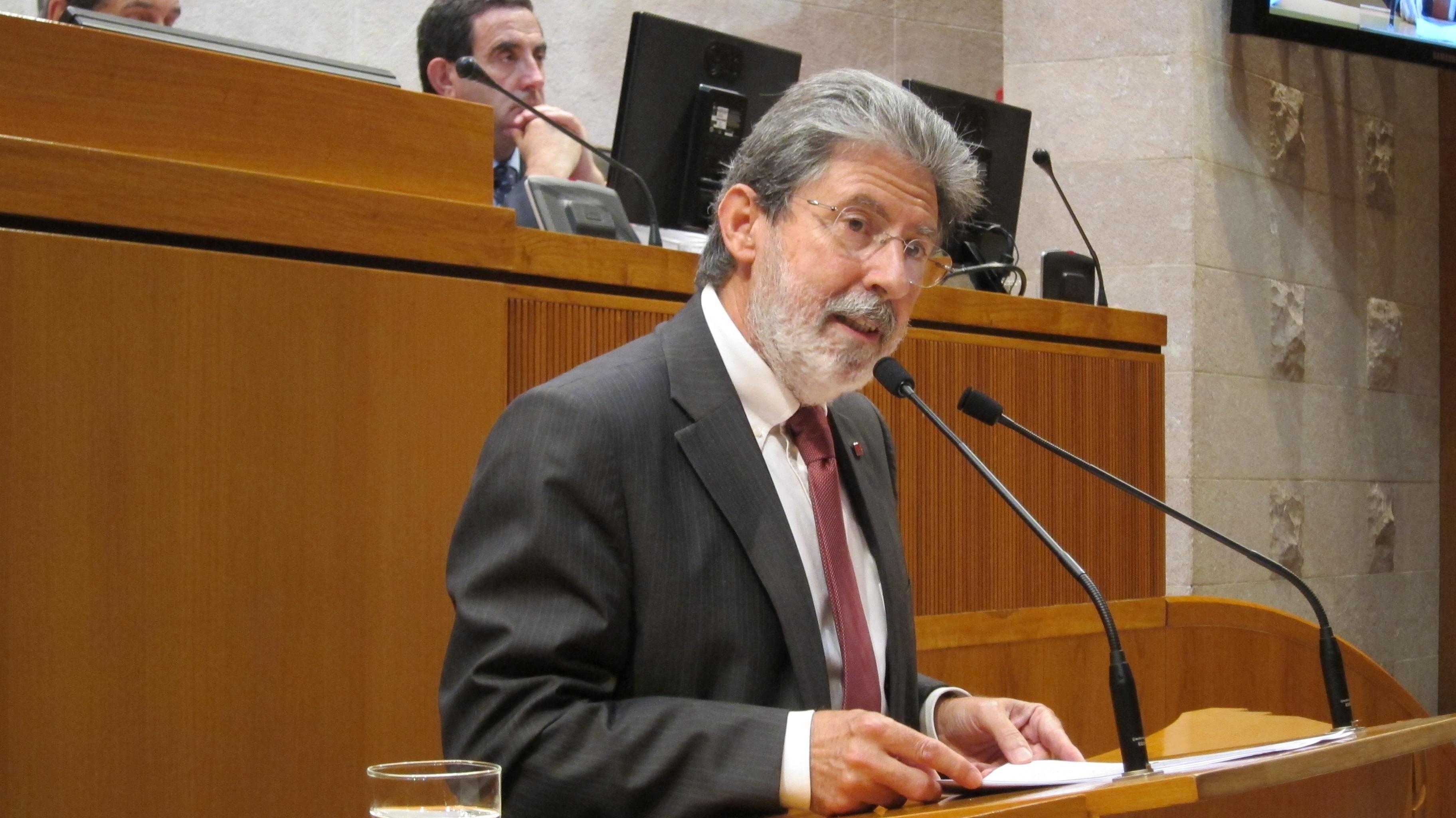 IU pide a Rudi que cambie políticas o dimita porque aragoneses «no merecen un gobierno que les ahogue»