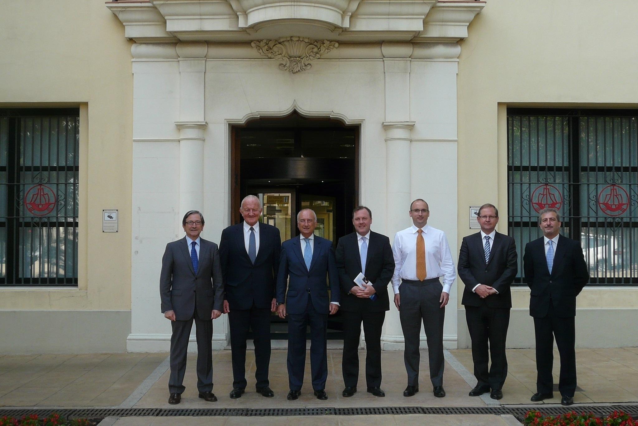 Los nuevos responsables de JP Morgan Asset Management reforzarán sus inversiones en el puerto de Valencia