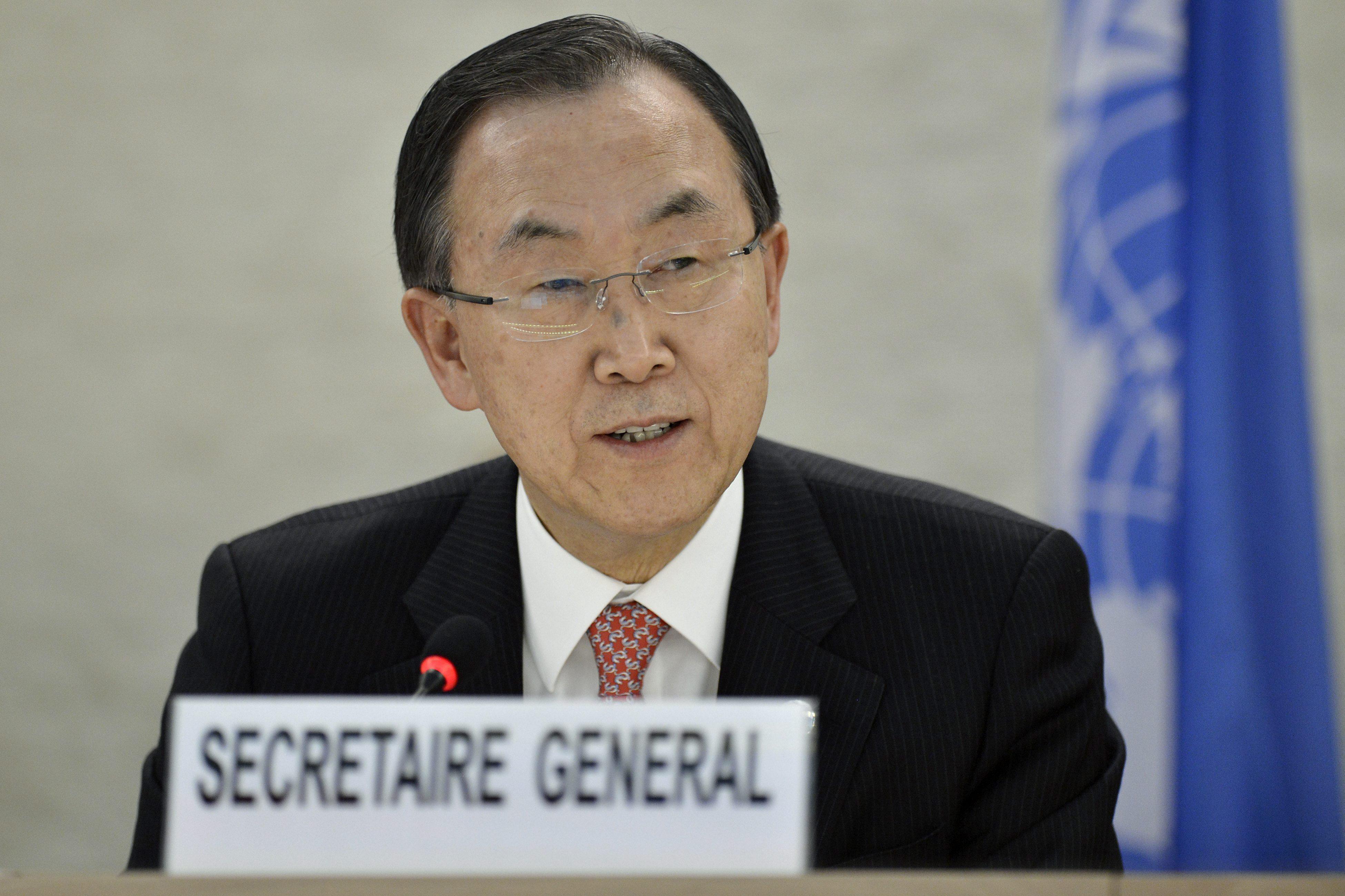 La ONU homenajea a un «gigante de nuestro tiempo» e icono de justicia e igualdad