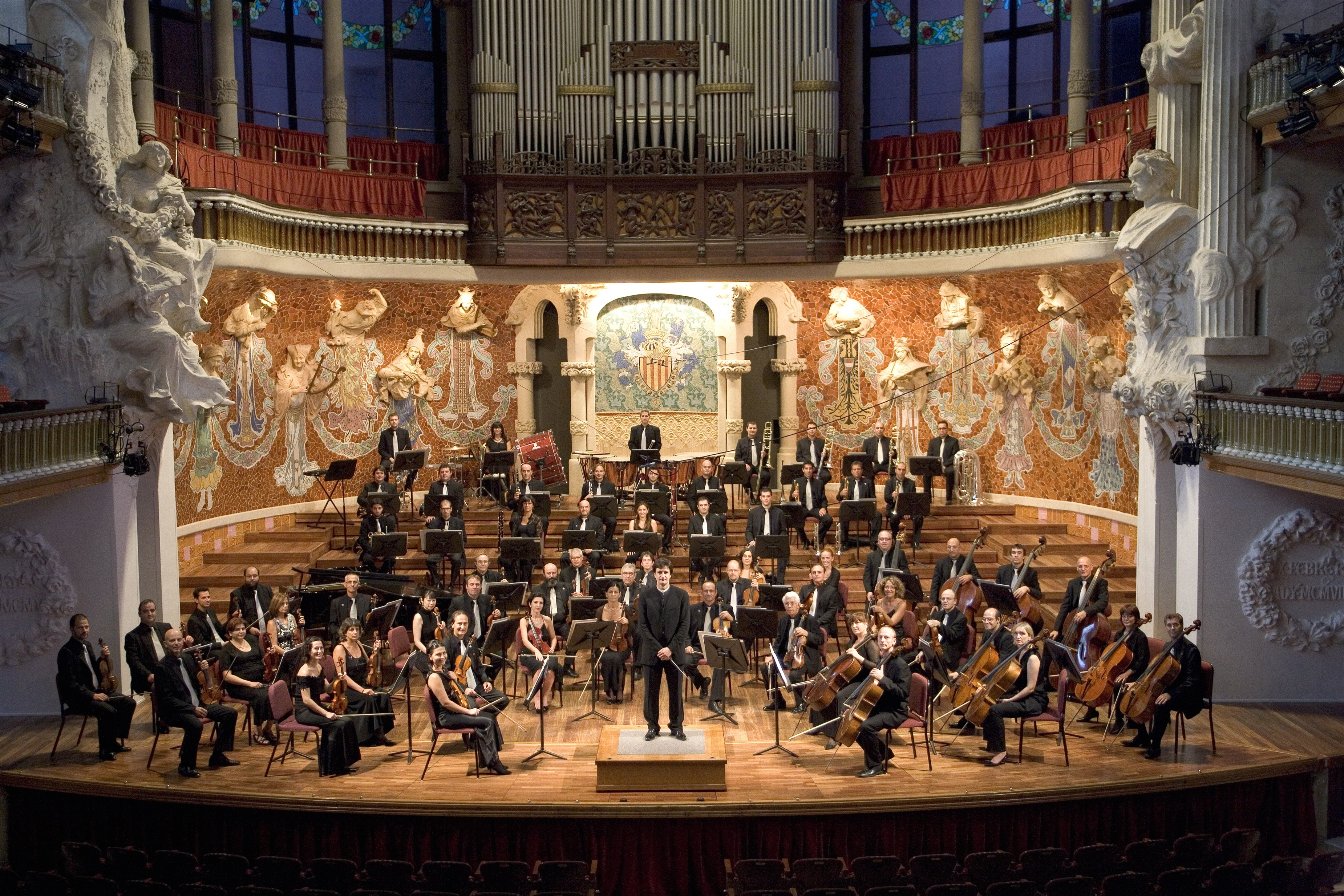 La Orquestra Simfònica del Vallès aumenta su público junto con Comediants