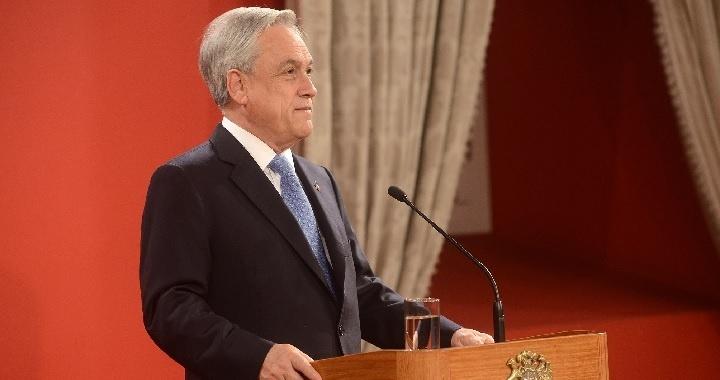 Piñera reclama un candidato único de la Alianza y pide a sus miembros no dar «el espectáculo»
