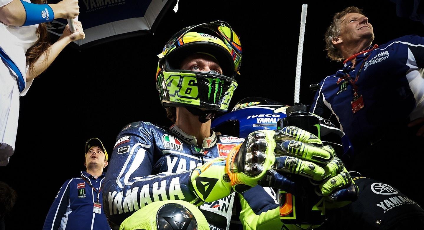 Rossi (Yamaha): «Siempre he tenido problemas aquí»