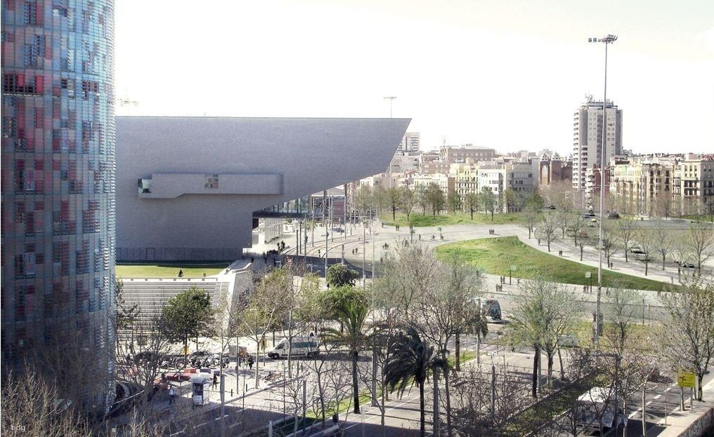 Seleccionados los diez equipos que competirán para transformar la plaza de Glòries