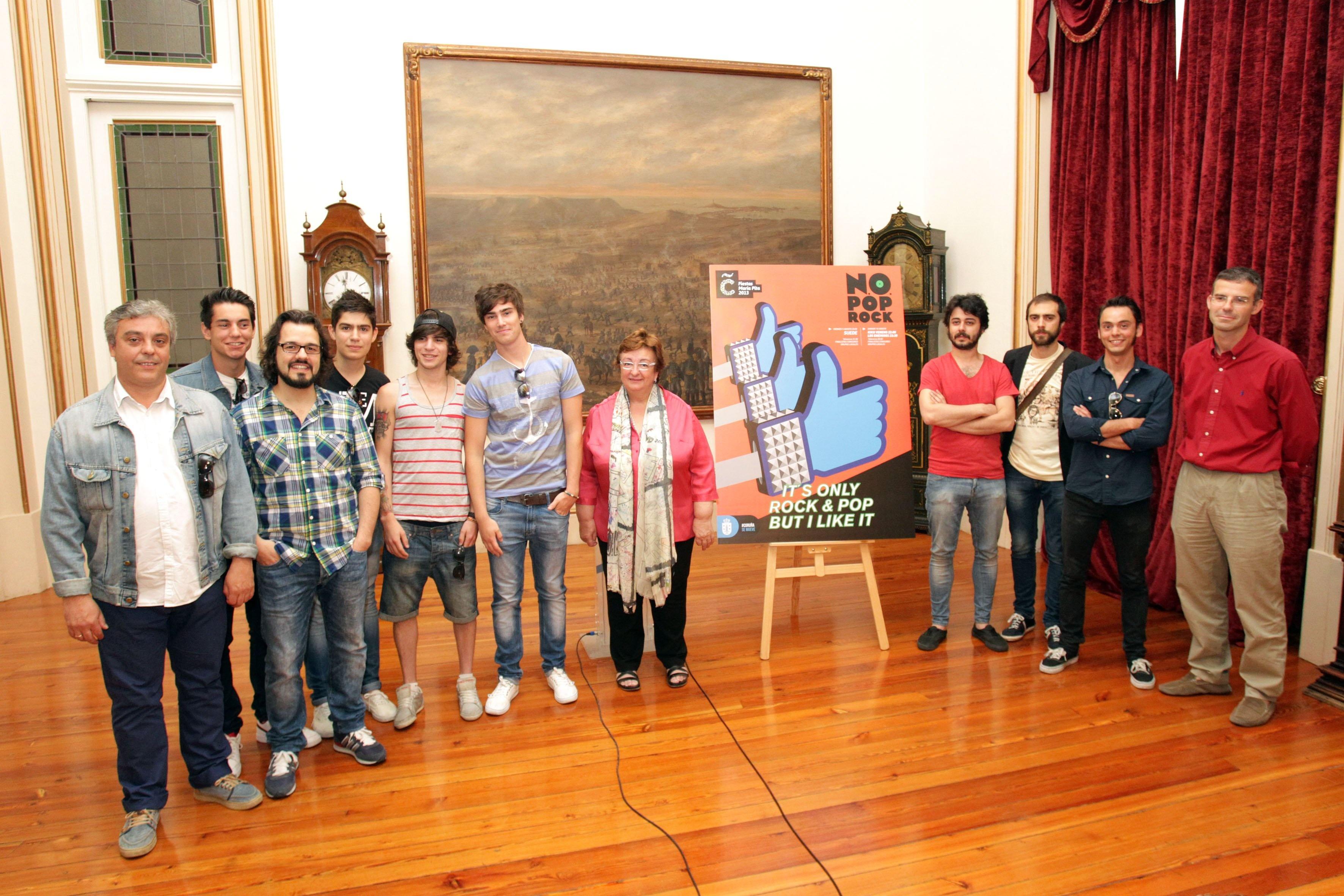Suede, Kiko Veneno y los Enemigos encabezan el cartel del Noroeste Pop Rock de A Coruña
