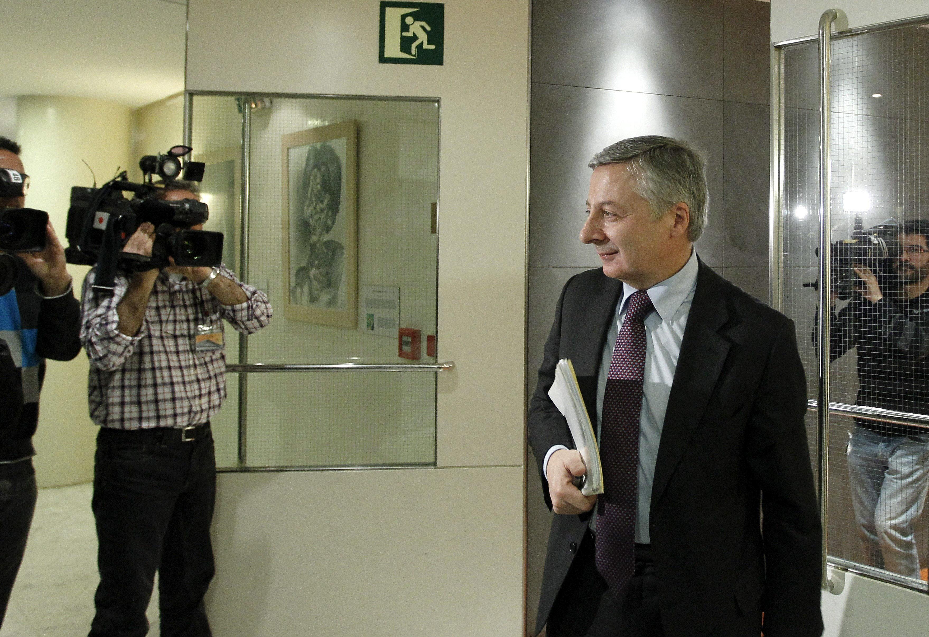 Valenciano, tras el archivo de la causa contra Blanco afirma «siempre creí en él»