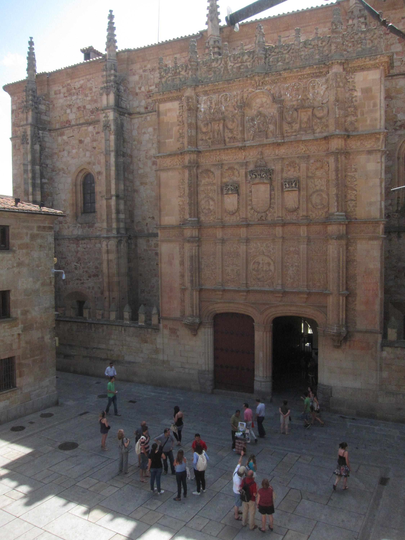 La Universidad de Salamanca recibe el 47% de las solicitudes de preinscripción en Castilla y León