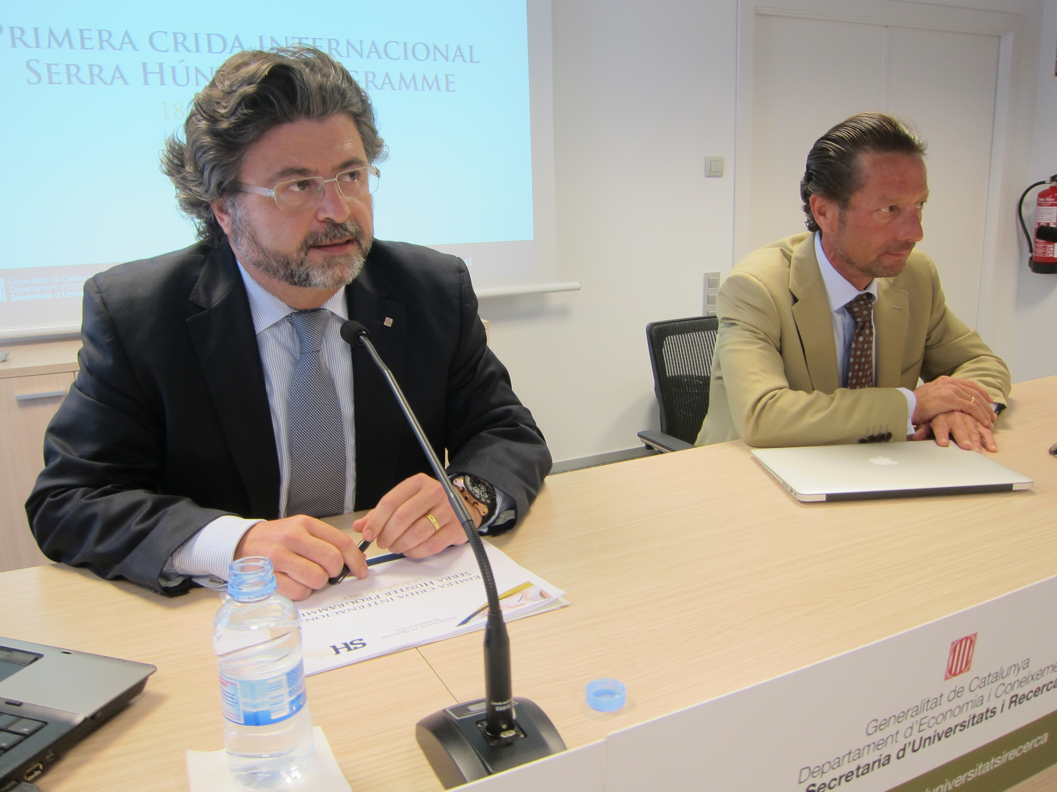 Universidades catalanas reciben un 26% de peticiones de profesores extranjeros para hacer docencia