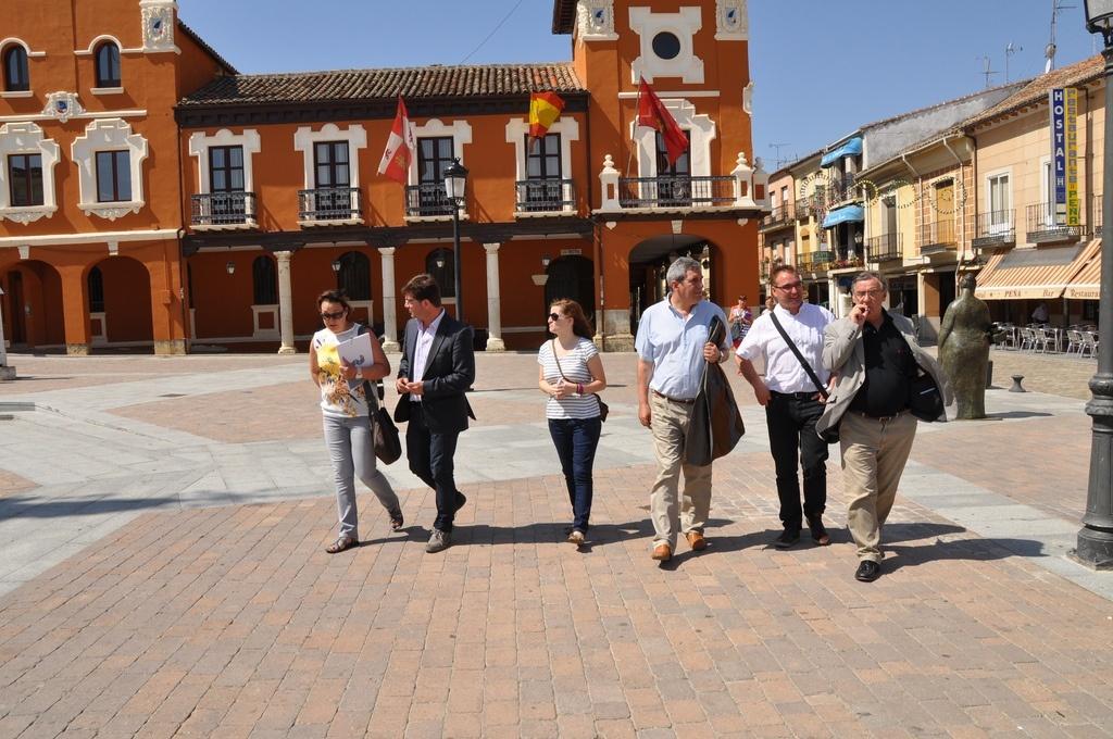 Villarrubia reitera que la reforma local es una «atentado» al municipalismo y adelanta una enmienda a la totalidad