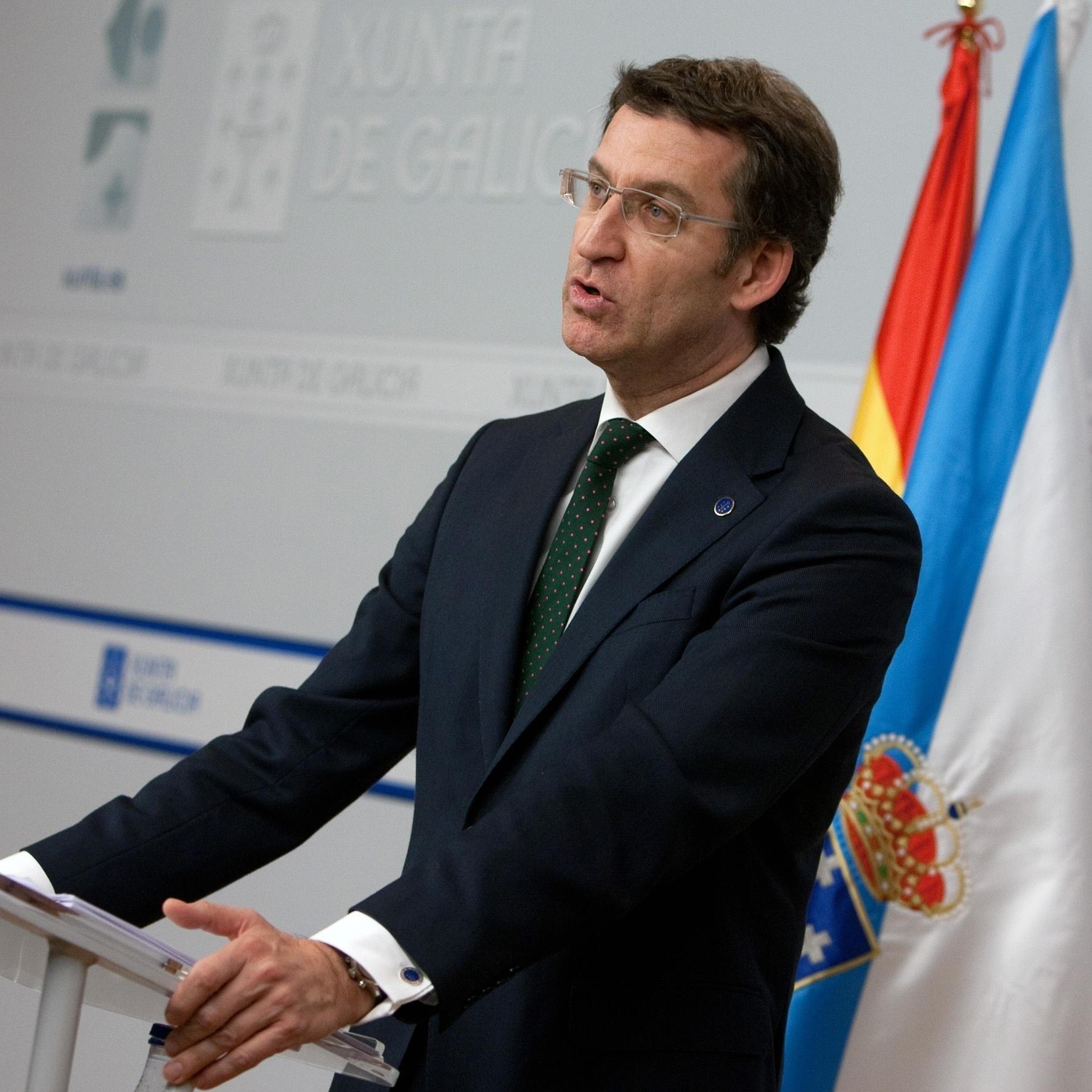 La Xunta trasladará su «opinión» al FROB y al Ministerio cuando se concreten las «opciones» de Novagalicia