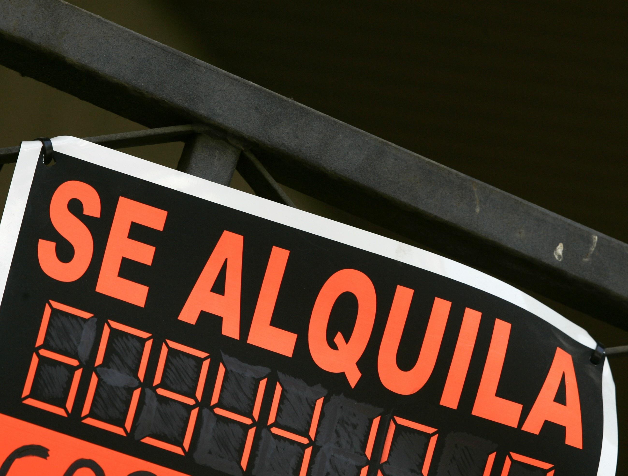 El precio del alquiler cae un 1,11% en el primer semestre en la Comunitat Valenciana