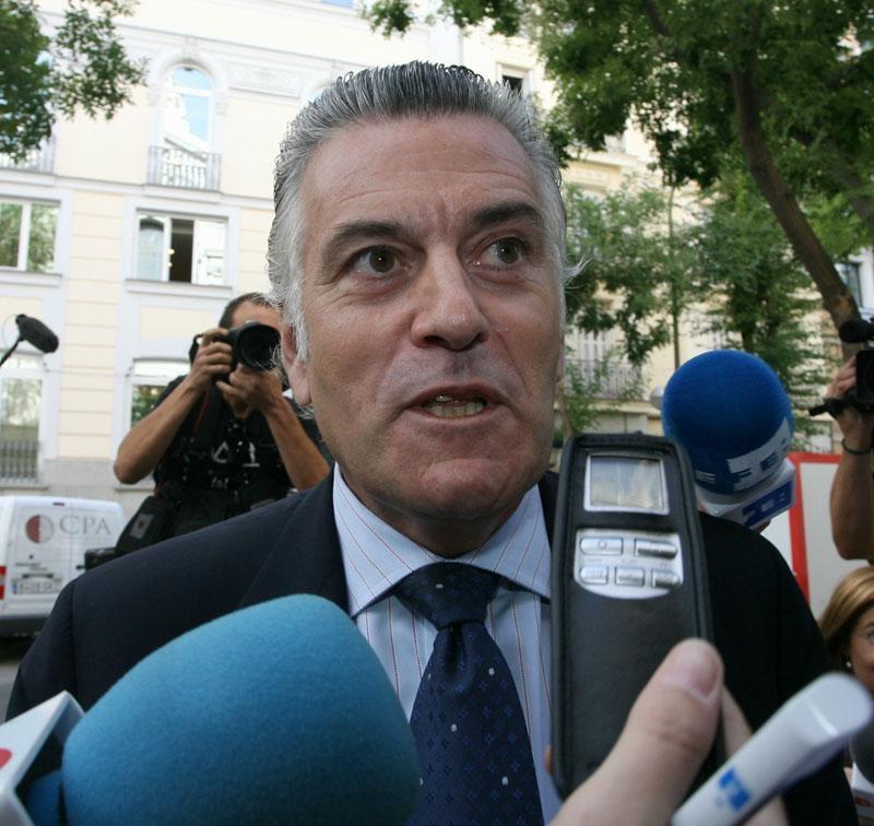 La Audiencia Nacional revisará el jueves la prisión de Bárcenas