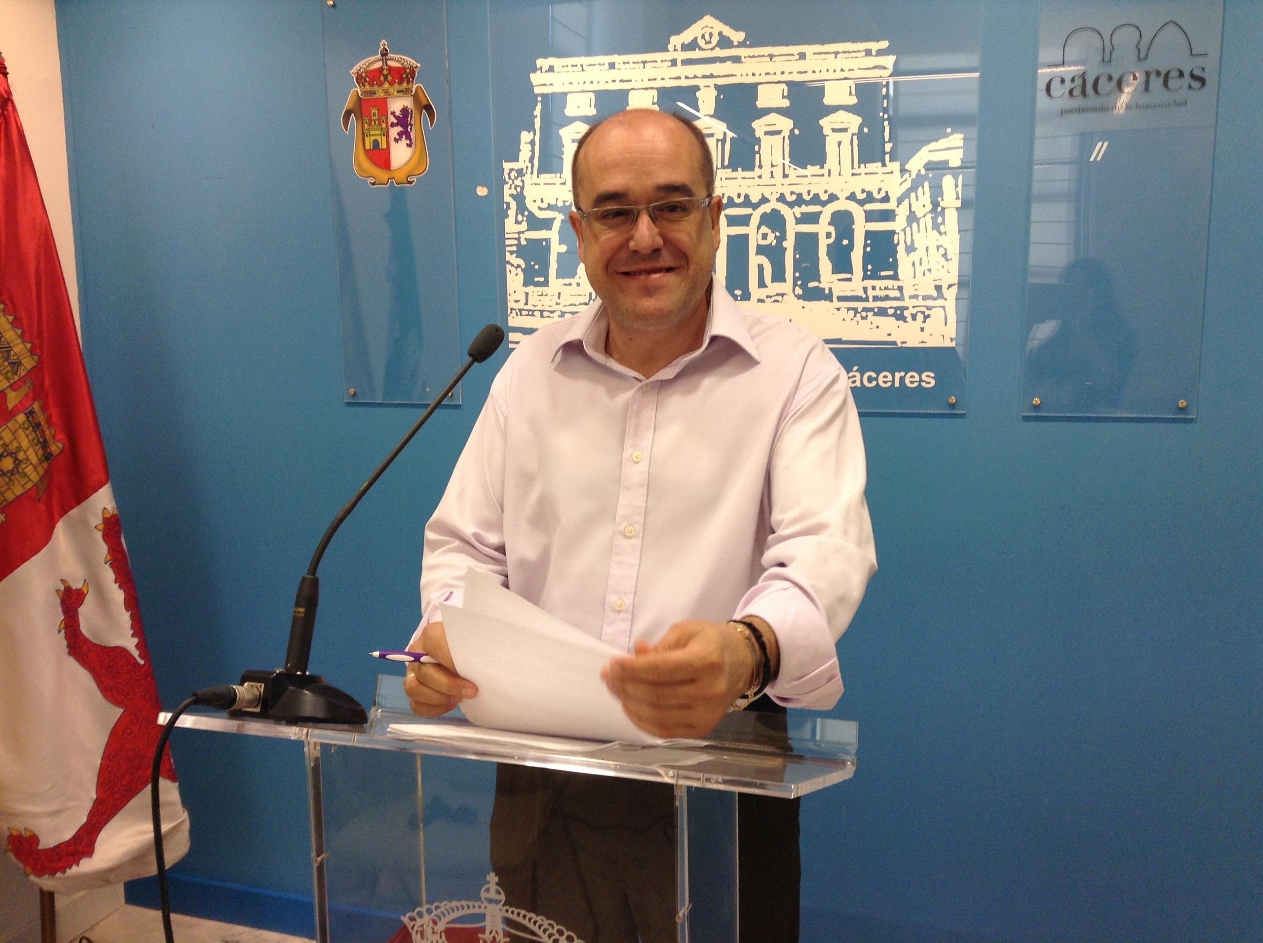 El Ayuntamiento de Cáceres convoca cuatro nuevas plazas de subinspector de policía municipal