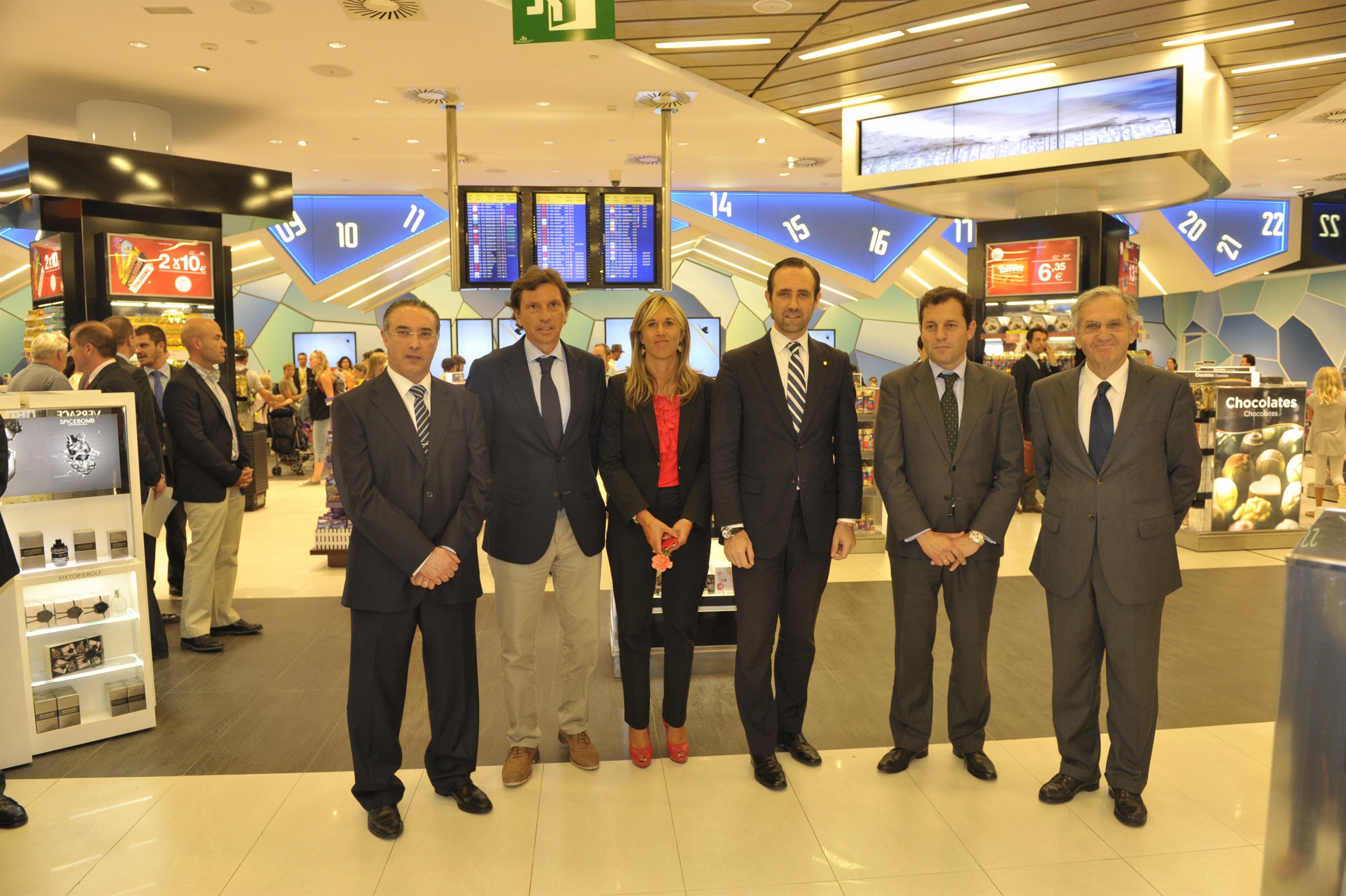 Bauzá dice que los récords de pasajeros confirman que Baleares está en «un momento álgido» de la temporada turística