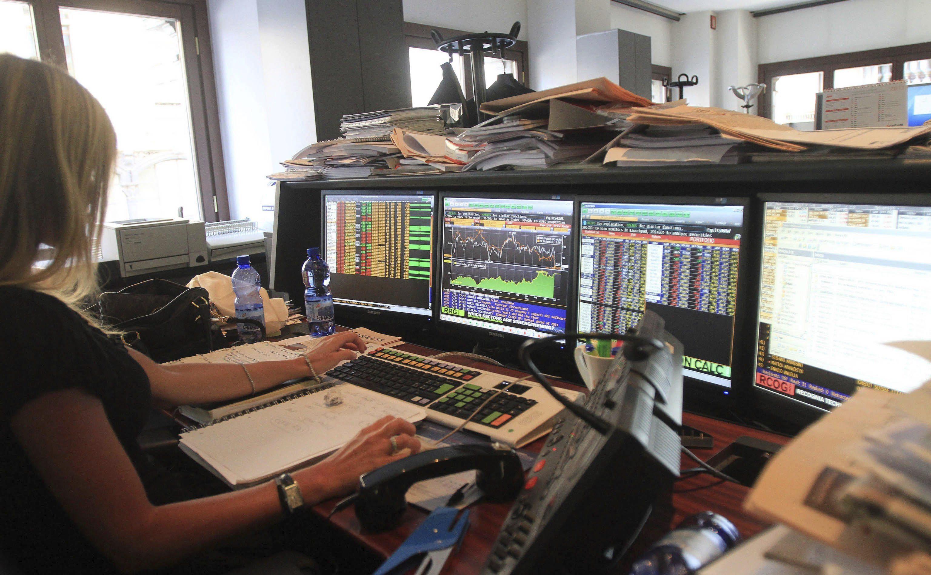 La Bolsa de Milán sube un 0,44 por ciento al cierre