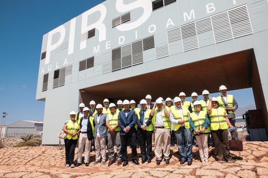 El Cabildo amplía las instalaciones del Complejo Ambiental de Tenerife para mejorar el tratamiento de residuos