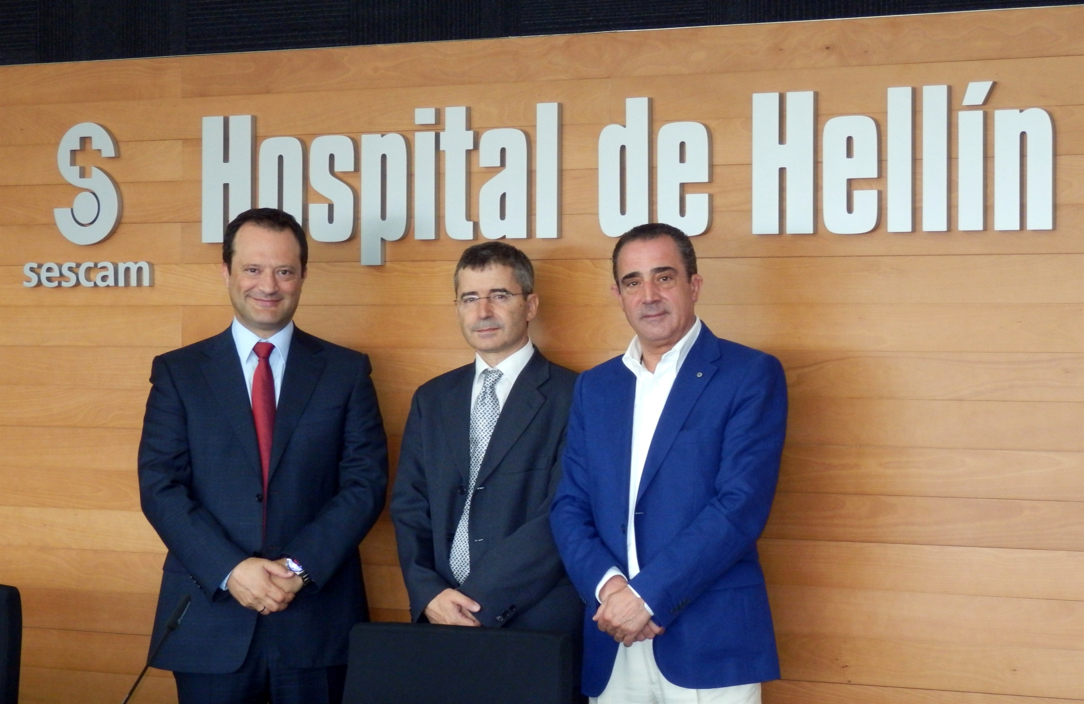 Carretero dice que la unificación de Primaria y Hospitalaria y el Plan de Crónicos «mejorarán la atención al paciente»