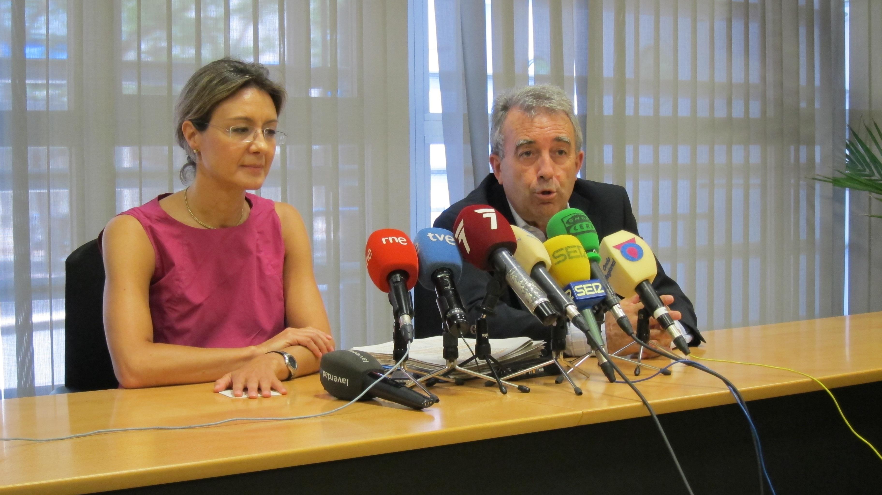 Cerdá asegura que Sotoca «es un gran consejero», que ha llevado «con gran éxito» una parcela muy importante