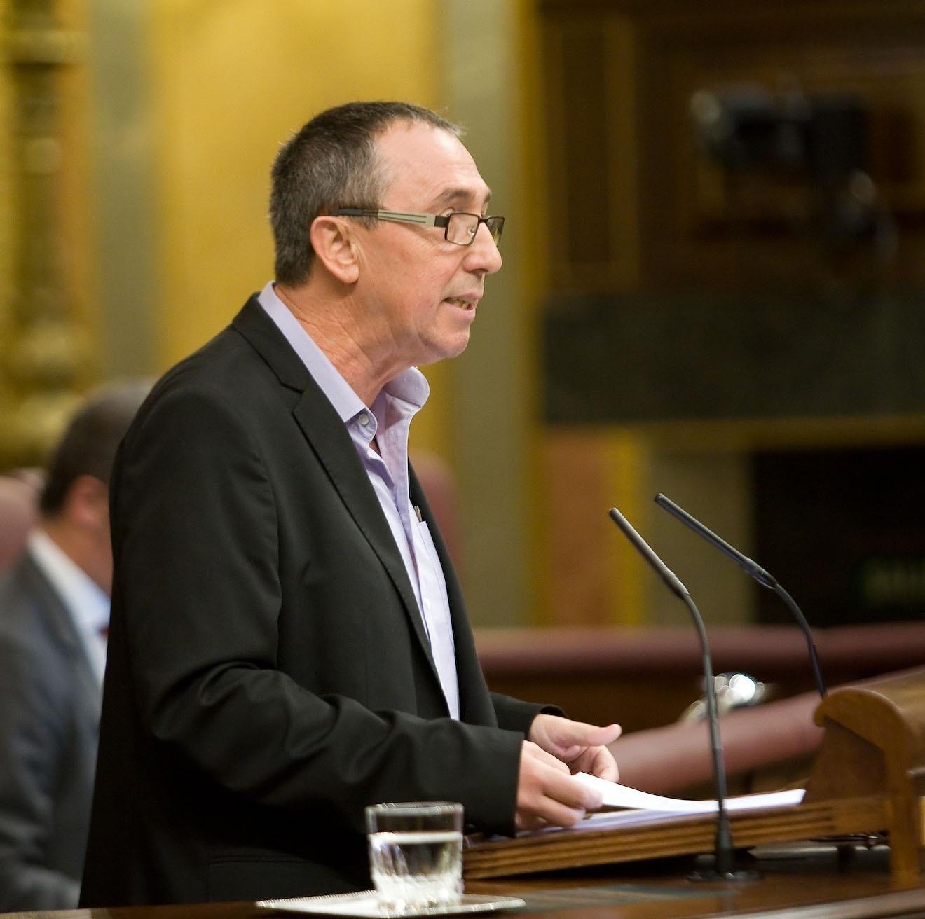 Compromís-Equo propone al resto de partidos una moción de censura conjunta con un candidato que no sea diputado
