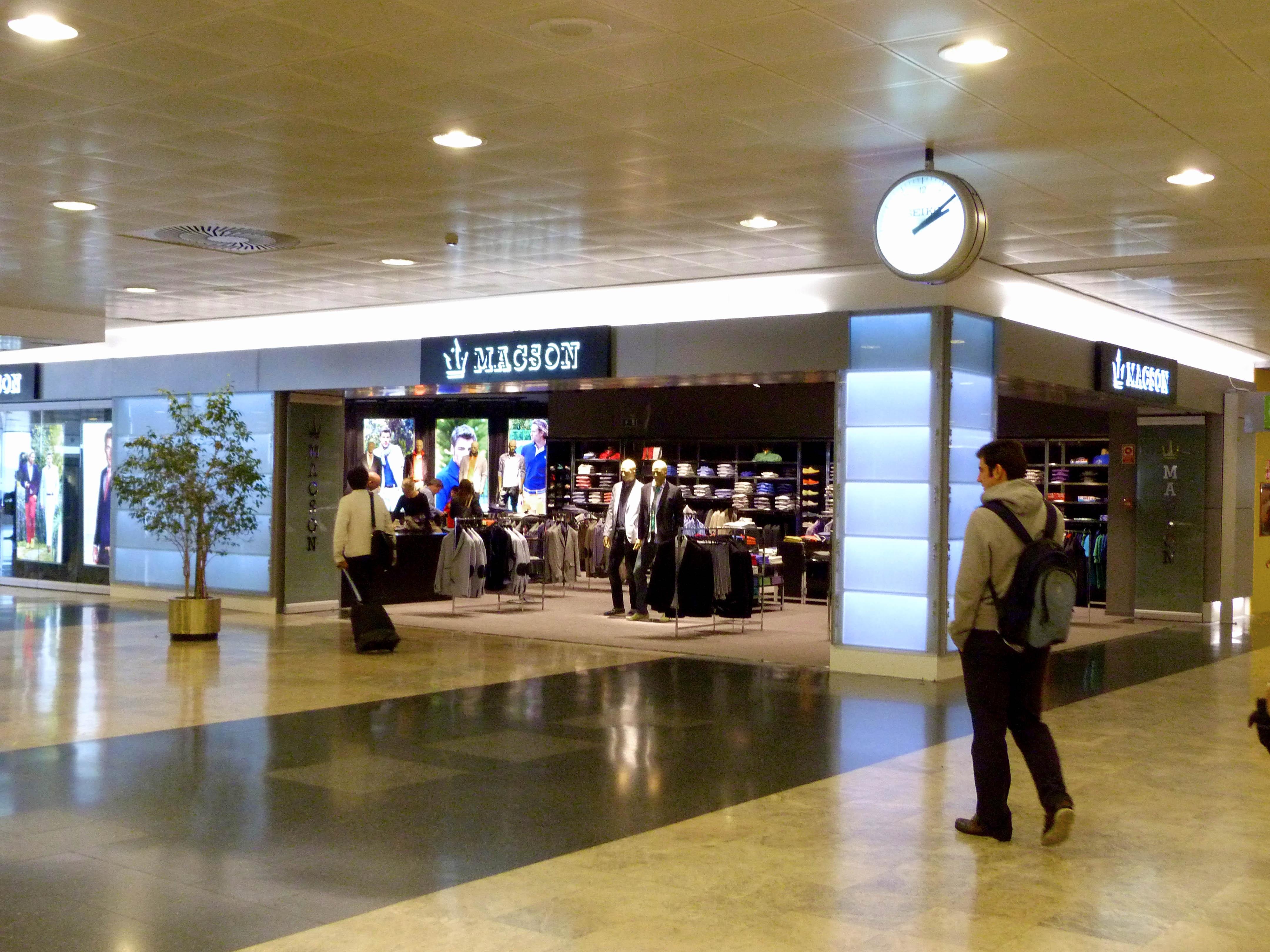 Concluye el plazo de presentación de ofertas para las 11 nuevas tiendas del aeropuerto de Madrid-Barajas