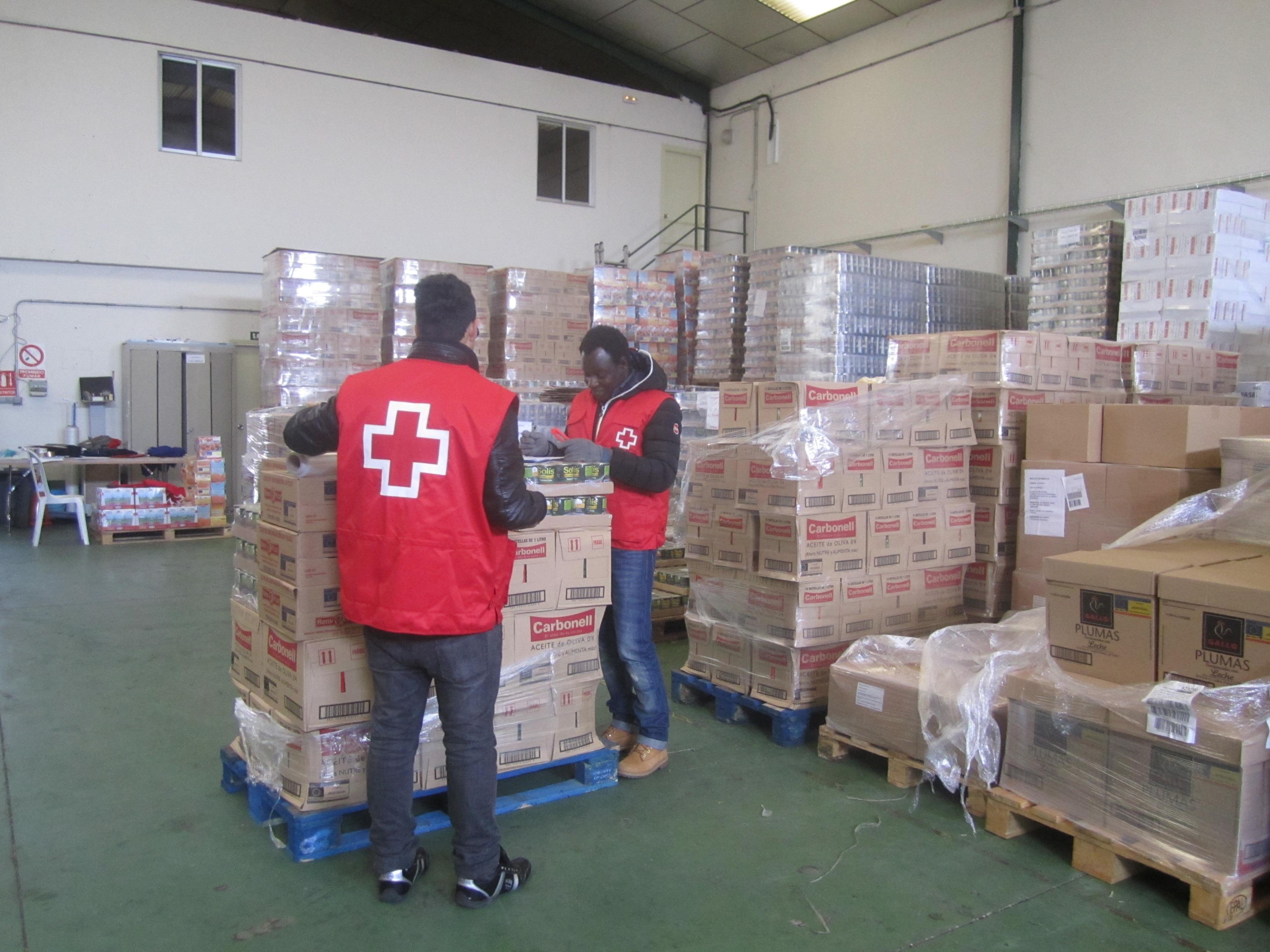 Cruz Roja española amplia hasta 2015 el «llamamiento excepcional» por el «aumento» de las necesidades básicas en España