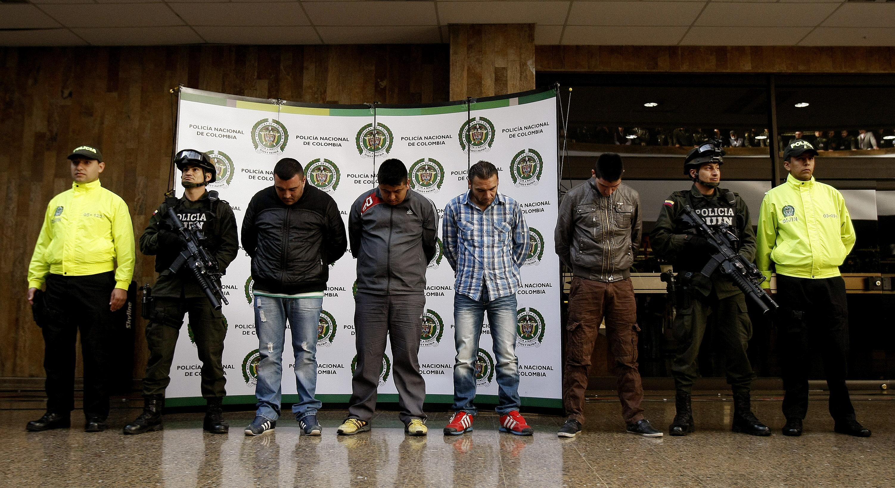 EEUU acusa a 6 colombianos del asesinato de un agente especial de la DEA