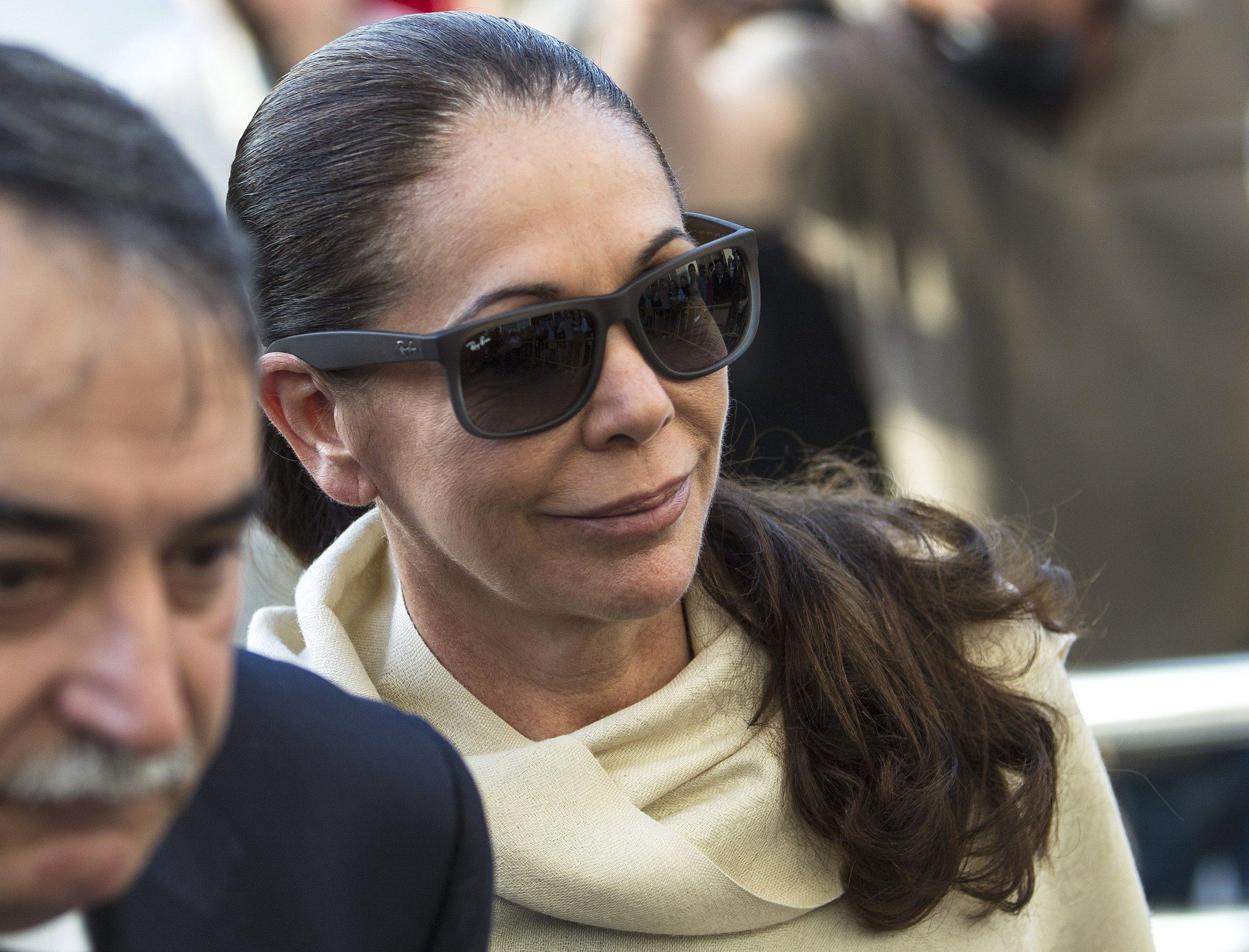 La Fiscalía pide que se eleve la pena de prisión a Isabel Pantoja a tres años