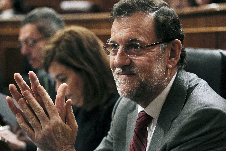 El Gobierno deja en manos del Congreso la decisión de que comparezca Rajoy
