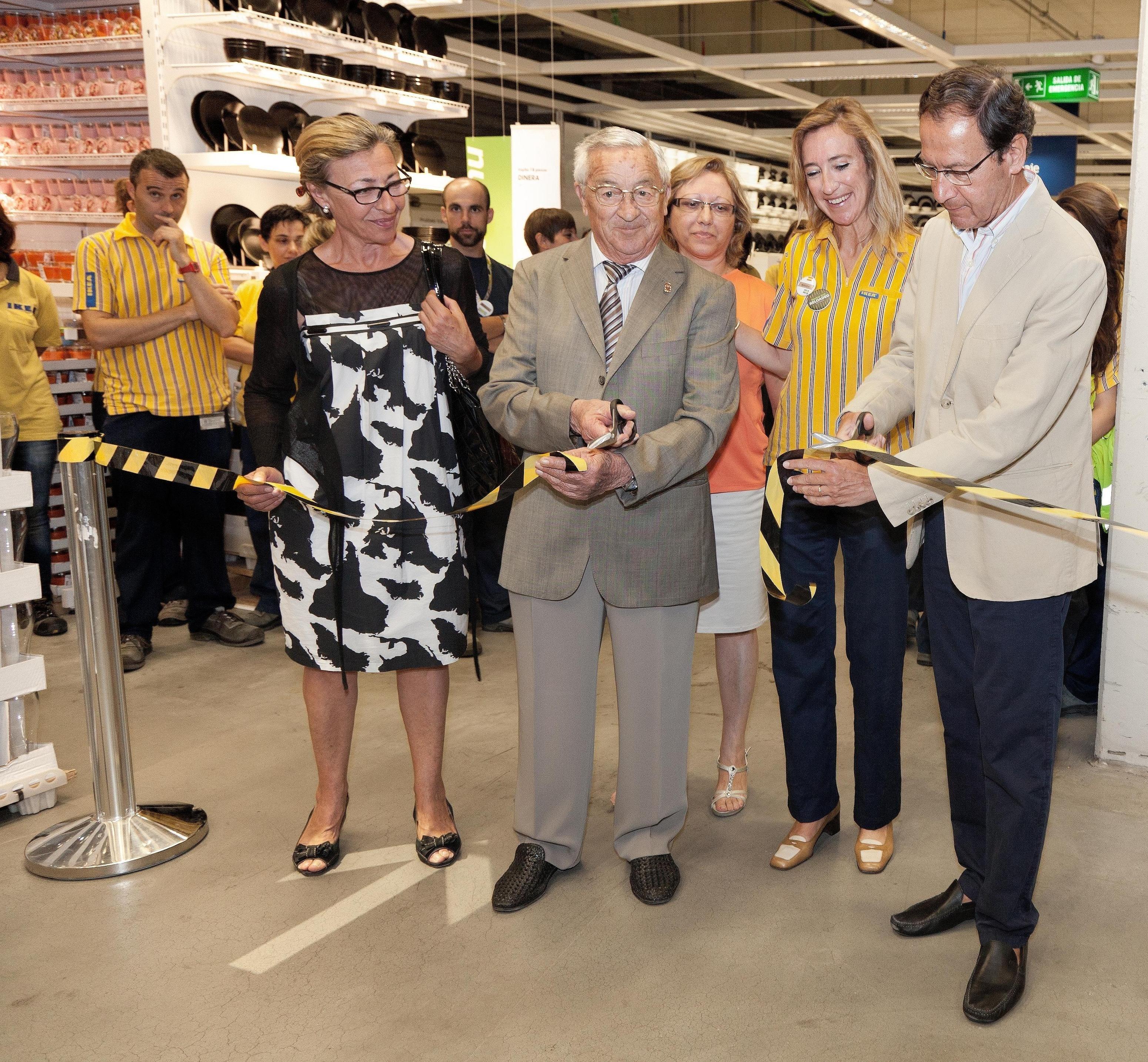 IKEA Murcia presenta su nueva zona de complementos y decoración totalmente reformada