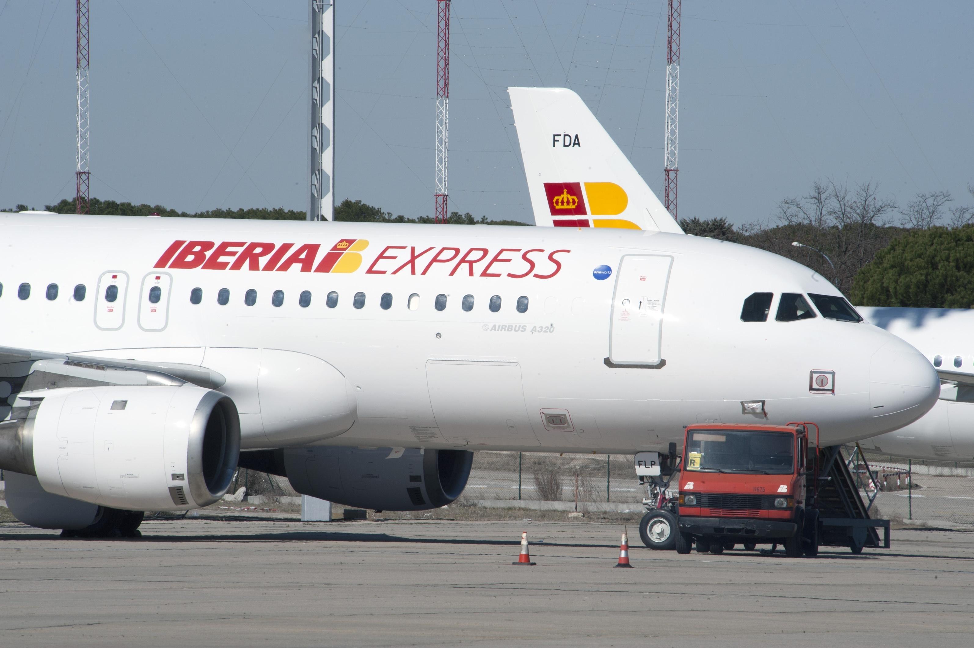Iberia Express registra una puntualidad media del 95,3% en sus operaciones con Canarias