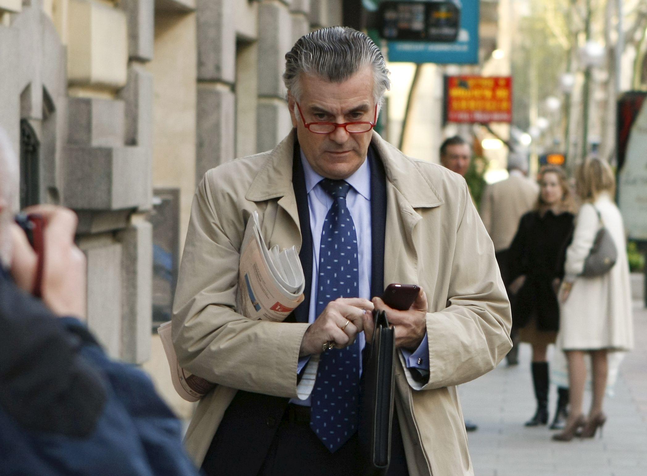 La Justicia de Uruguay abre una investigación a Luis Bárcenas