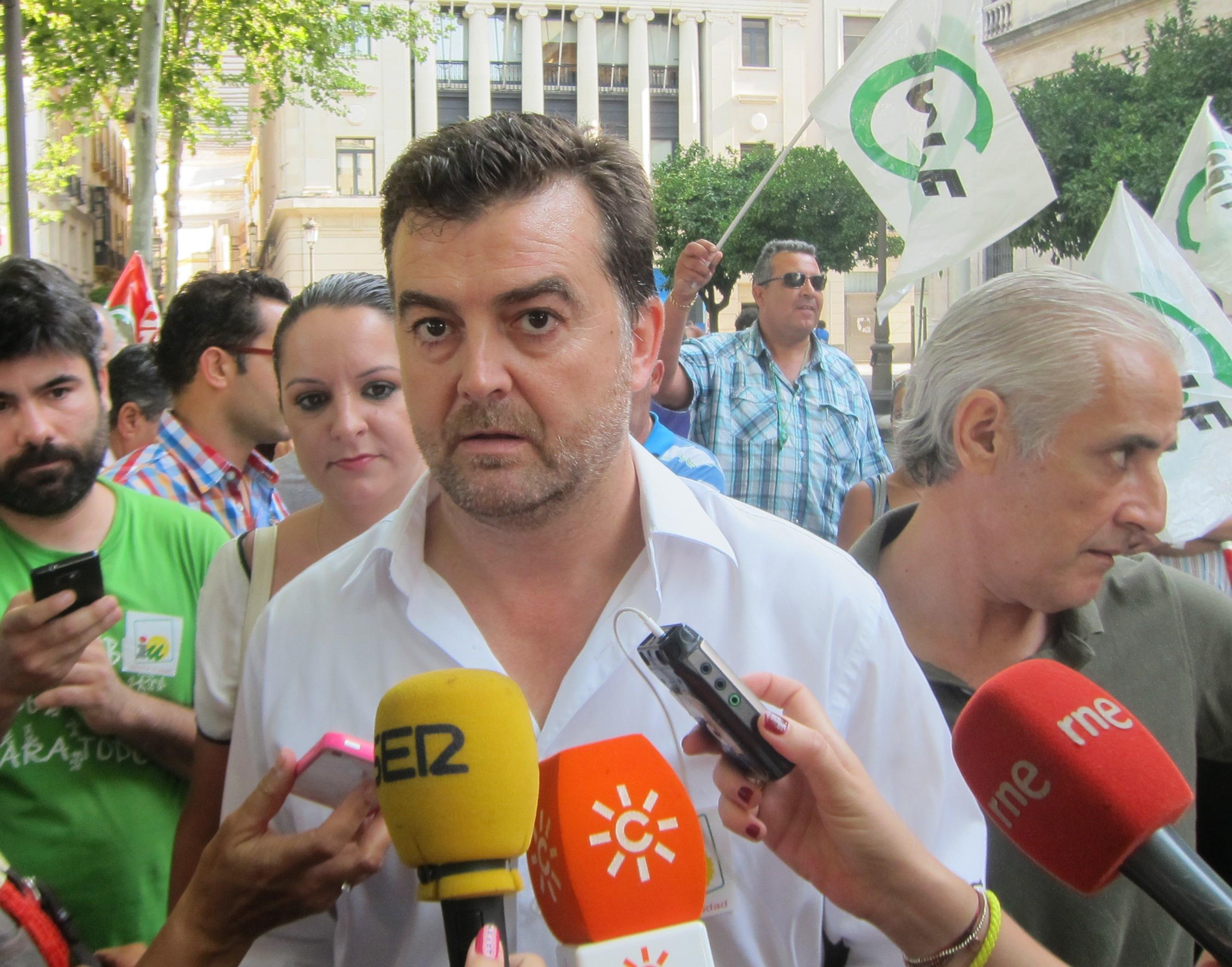 Maíllo insiste, tras la petición del exinterventor, en que Junta no debe prestar asistencia jurídica a imputados por ERE