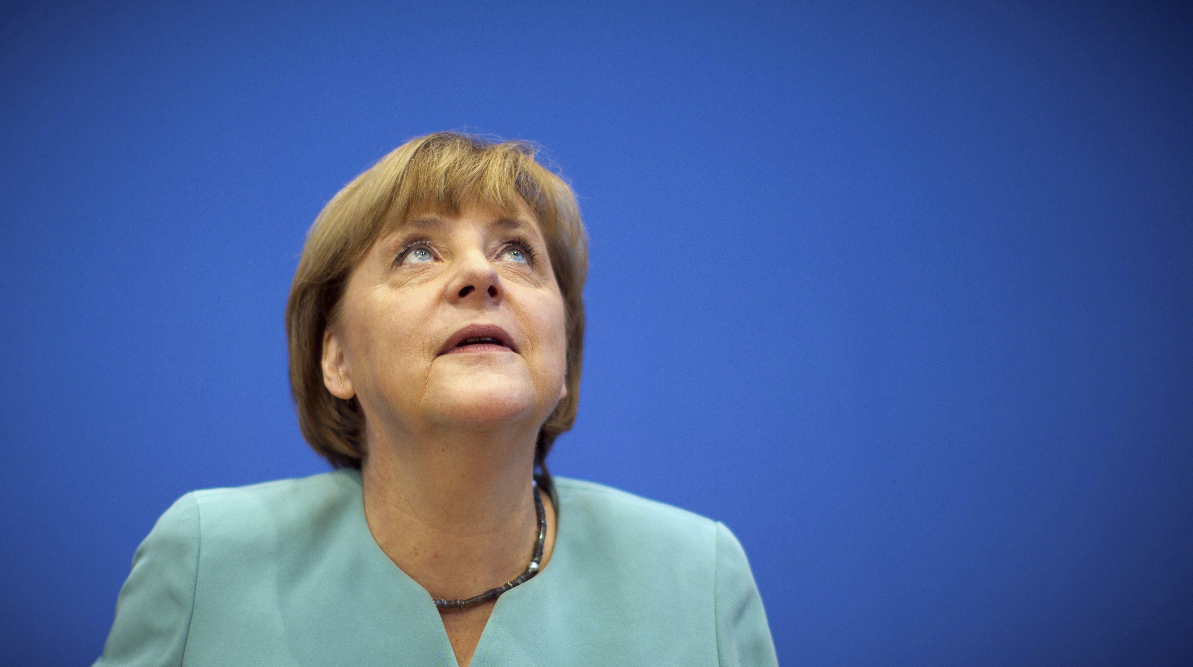 Merkel descarta una nueva quita para Grecia y alerta sobre sus consecuencias