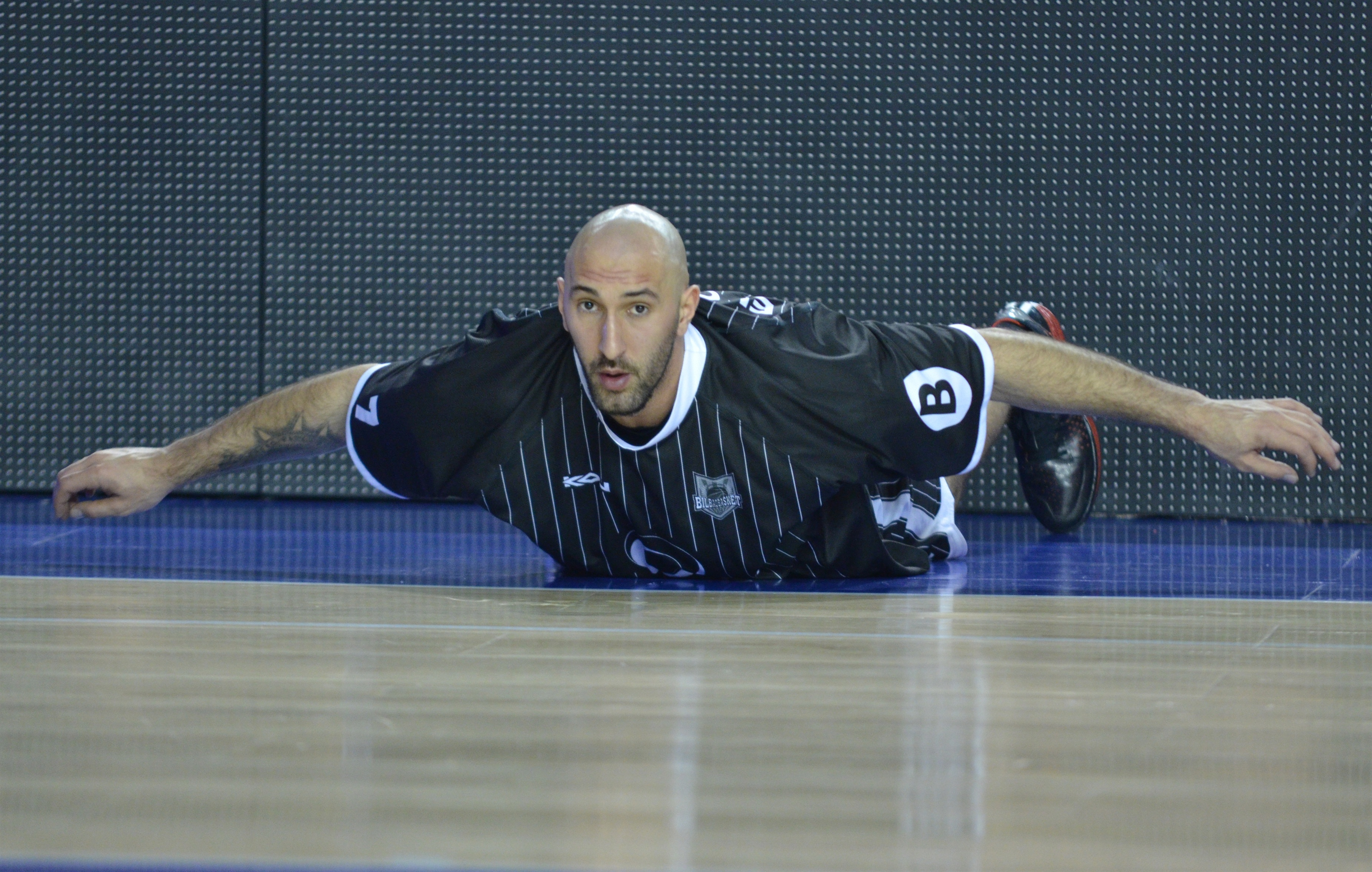 Milovan Rakovic rescinde su contrato con el Bilbao Basket