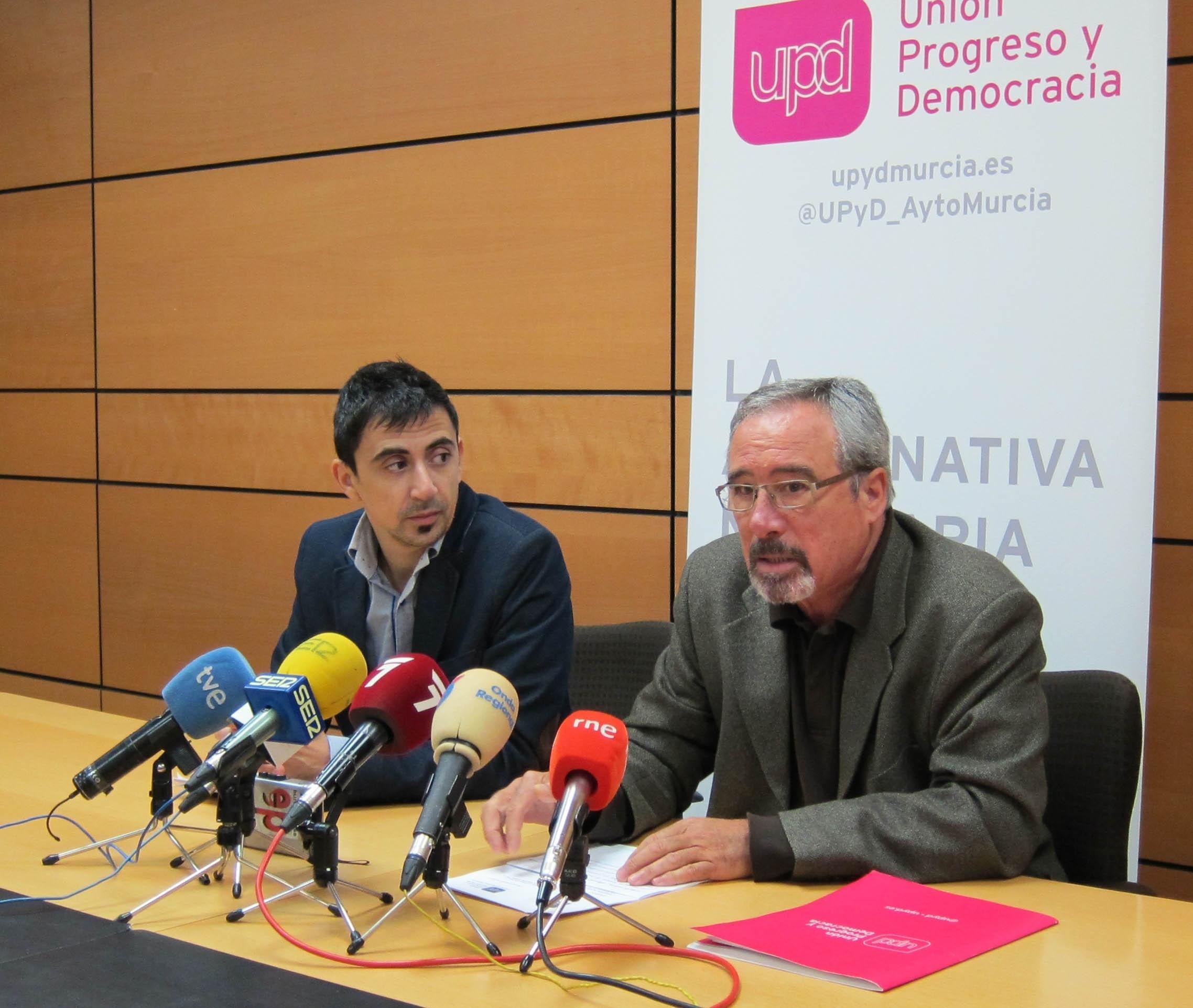 UPyD Murcia considera «urgente» actualizar la ley de Protección y Defensa de los Animales de Compañía