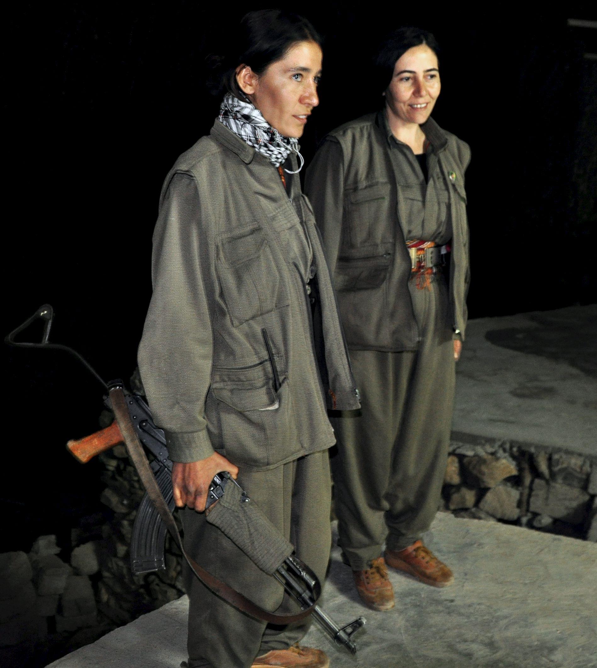 El PKK pide «por última vez» a Ankara mover ficha en el proceso de paz