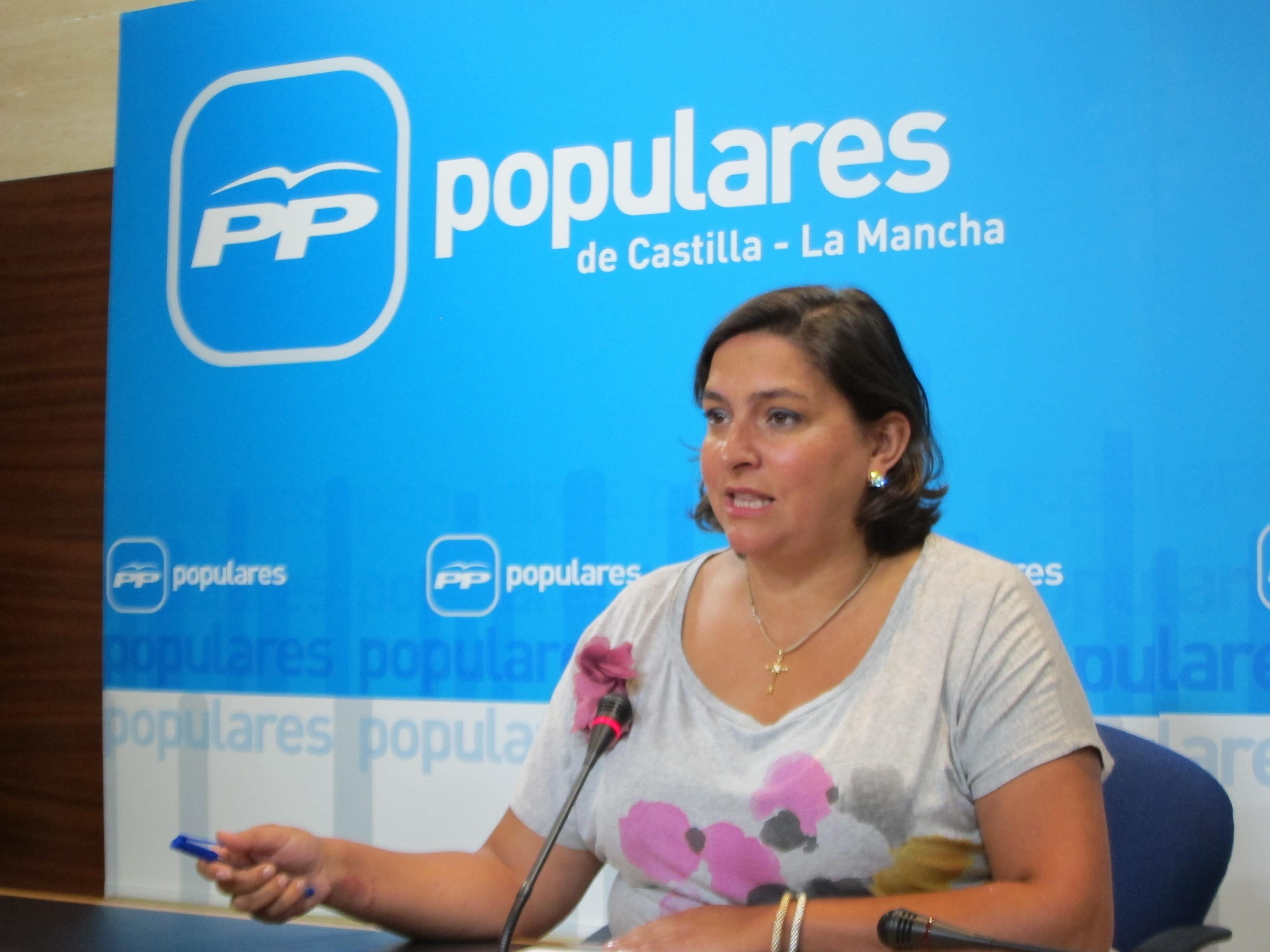 PP C-LM, sobre la petición del PSOE, considera que Cospedal «ya ha manifestado todo lo que tenía que manifestar»