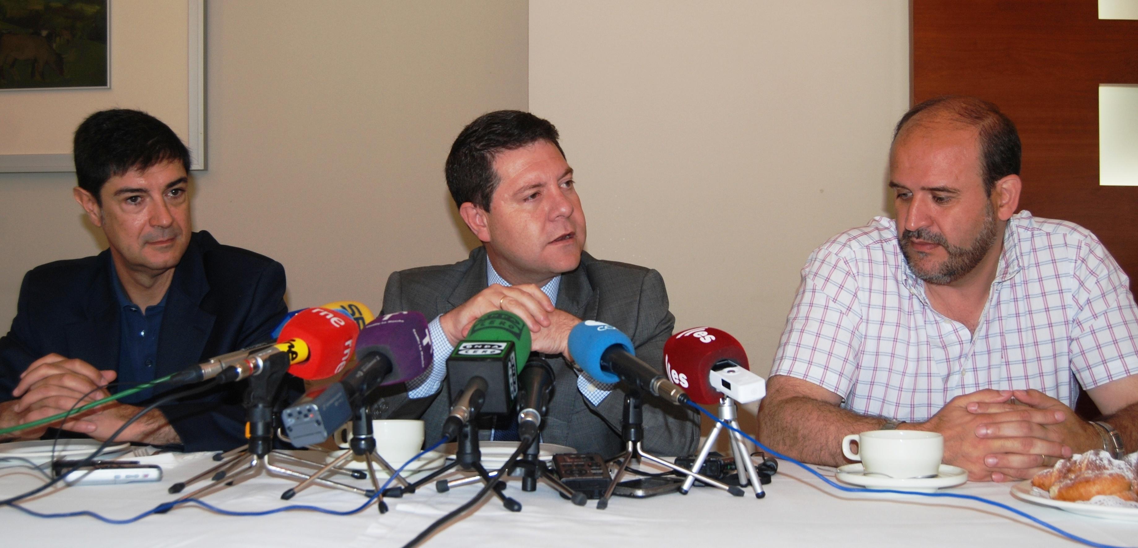 PSOE C-LM pedirá la convocatoria de elecciones anticipadas si Cospedal no comparece para hablar del caso Bárcenas