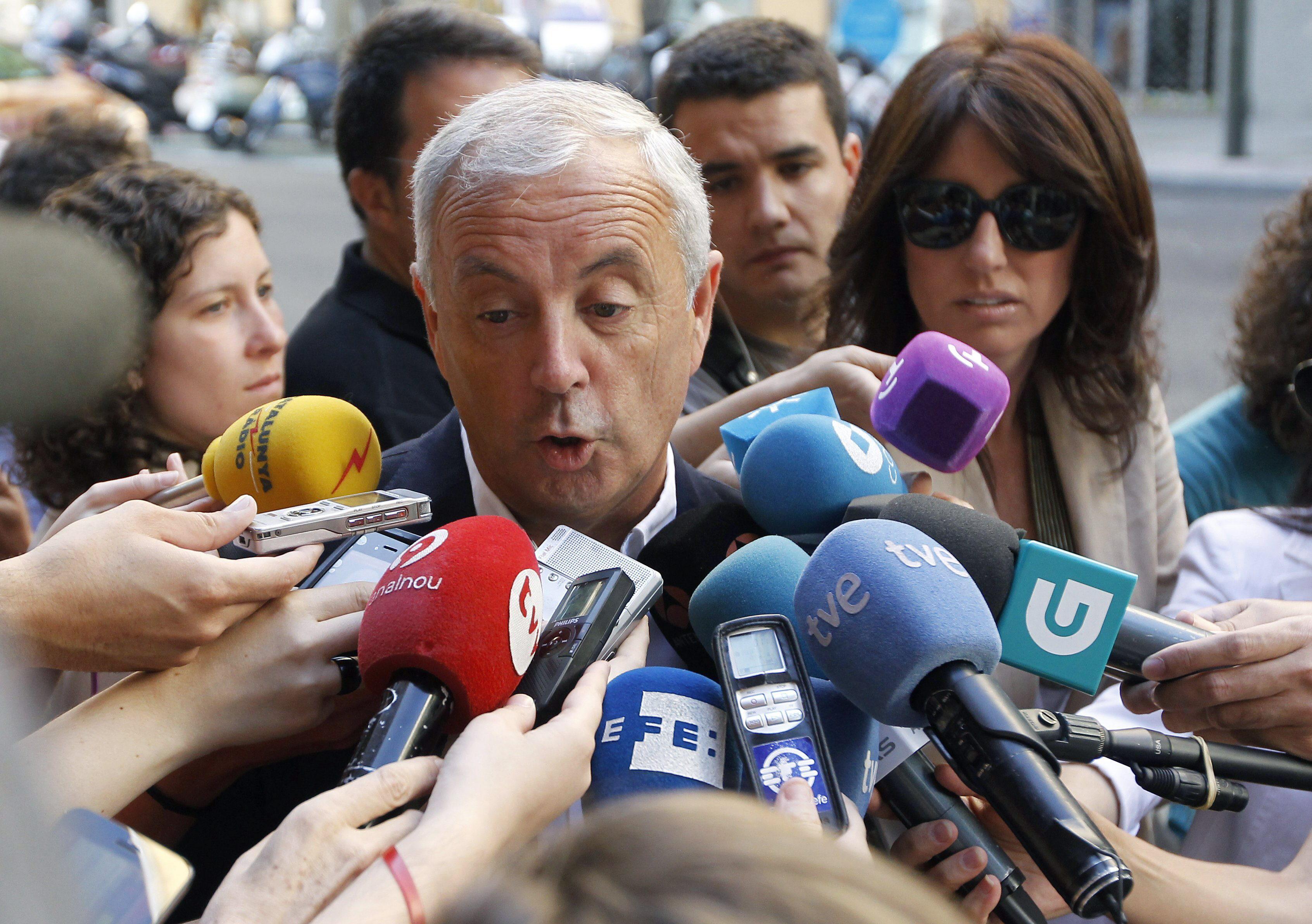 Pachi Vázquez no optará a su reelección en las primarias del 7 de septiembre