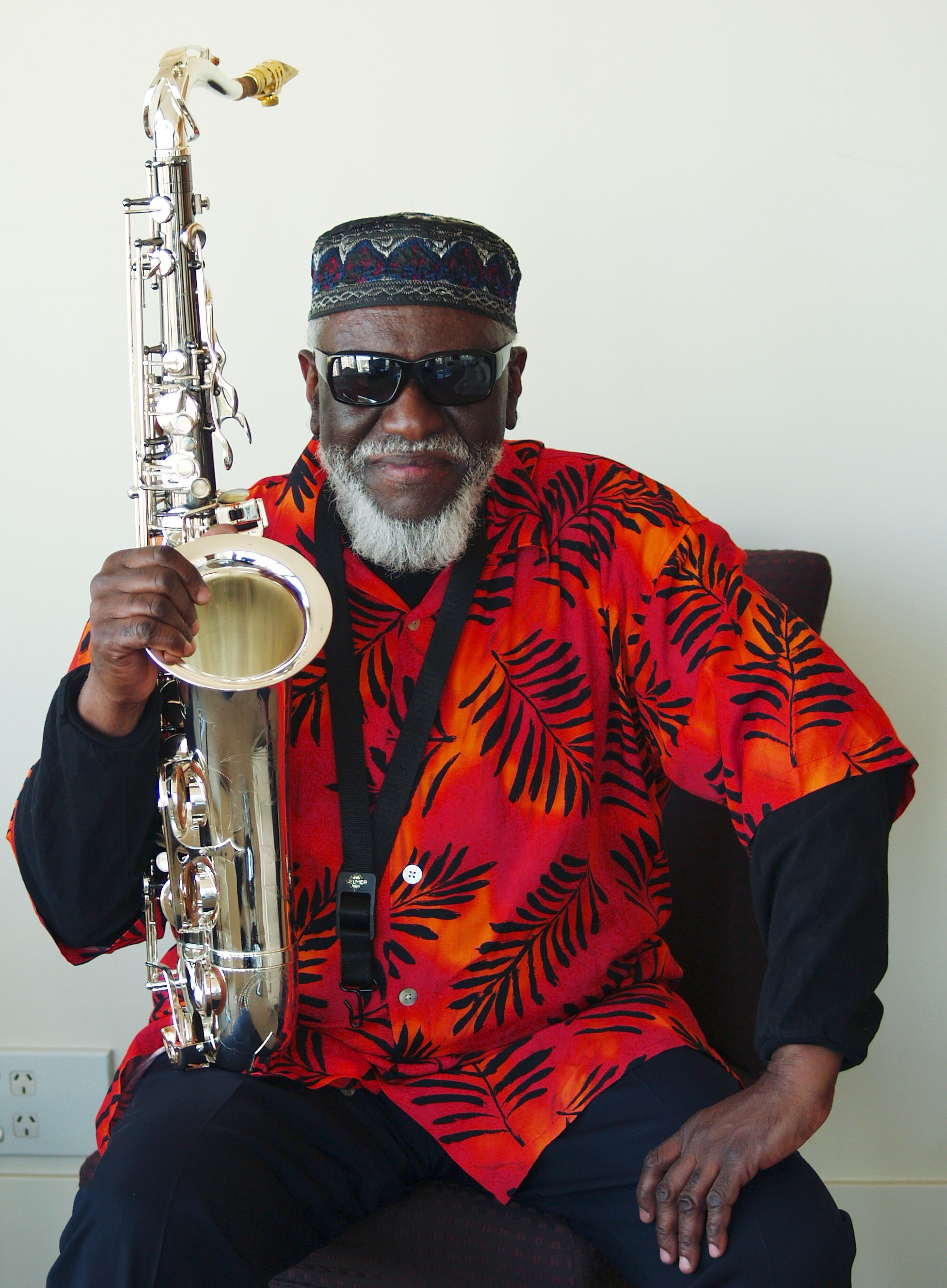 Pharoah Sanders Quartet, este sábado en el Festival »Jazz en la Costa»