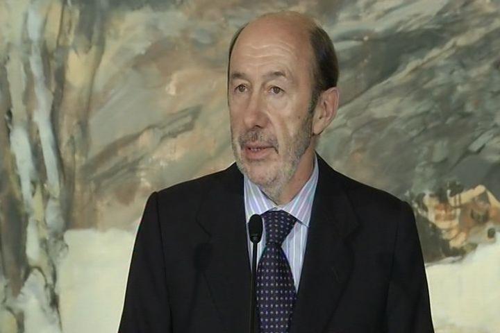 Rubalcaba remite a las explicaciones que dé el PSC sobre Método 3