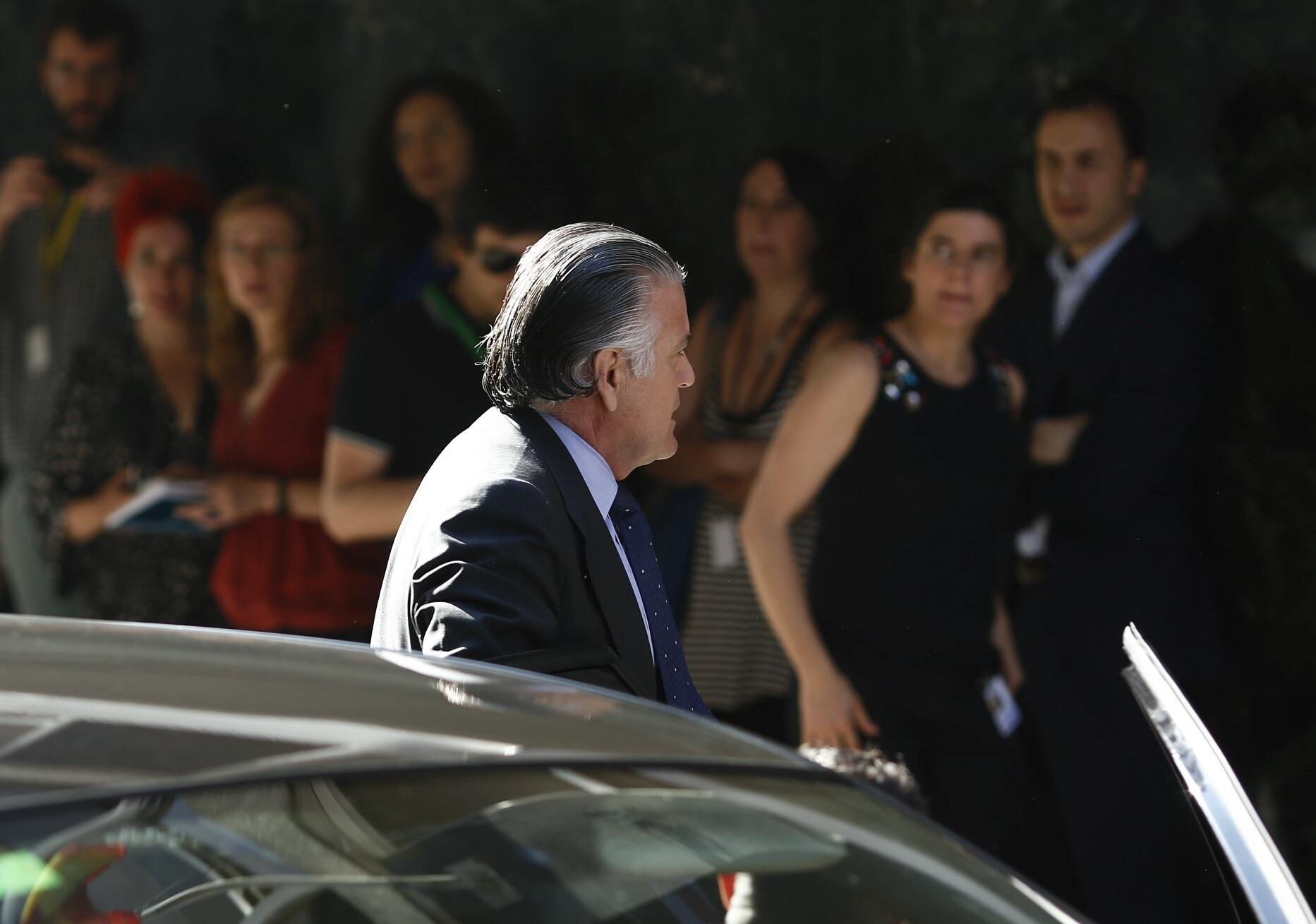 Ruz confirma una fianza a Bárcenas de 43,2 millones de euros por responsabilidad civil