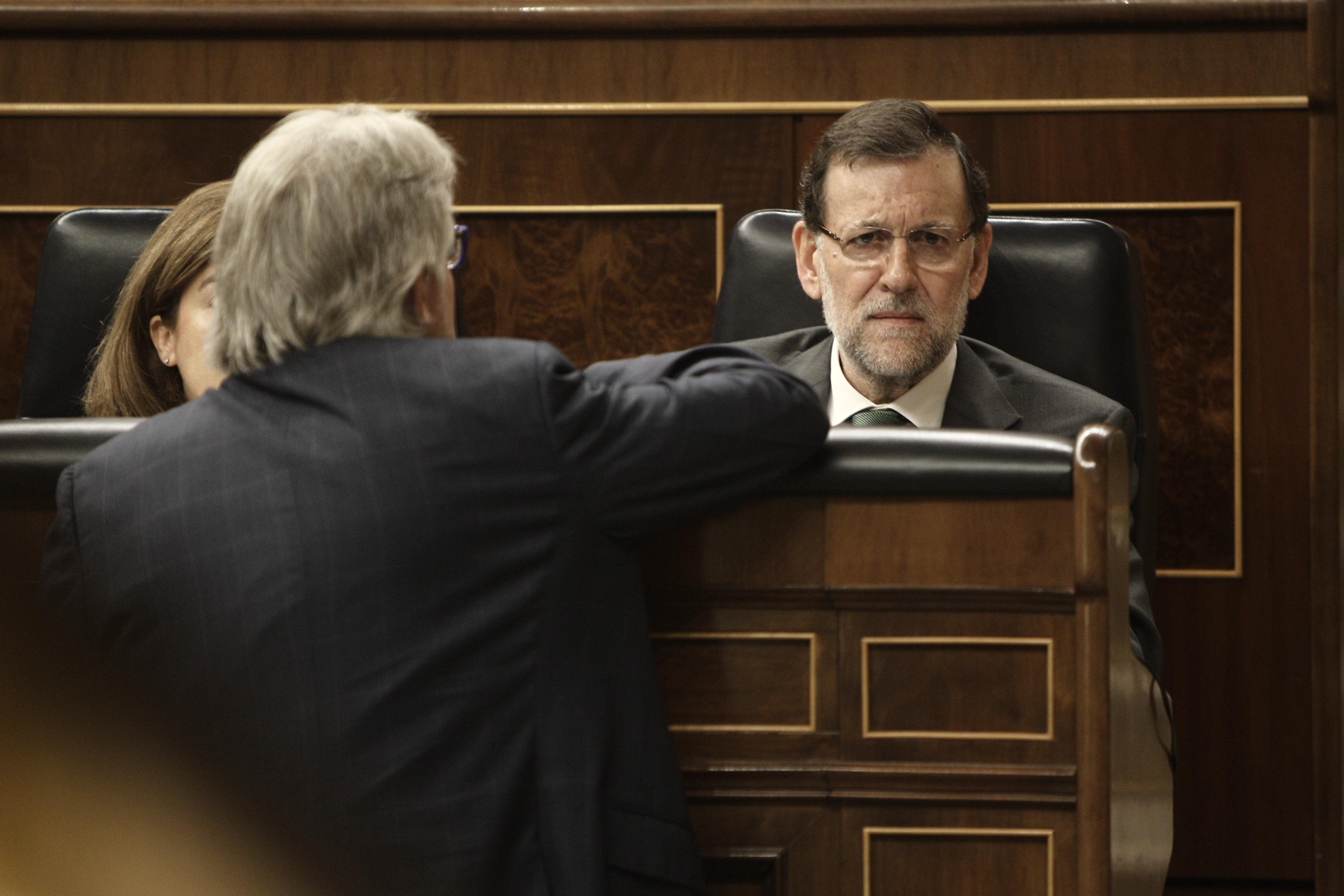 Ruz pregunta al fiscal si debe citar a Rajoy como testigo por la presunta contabilidad B