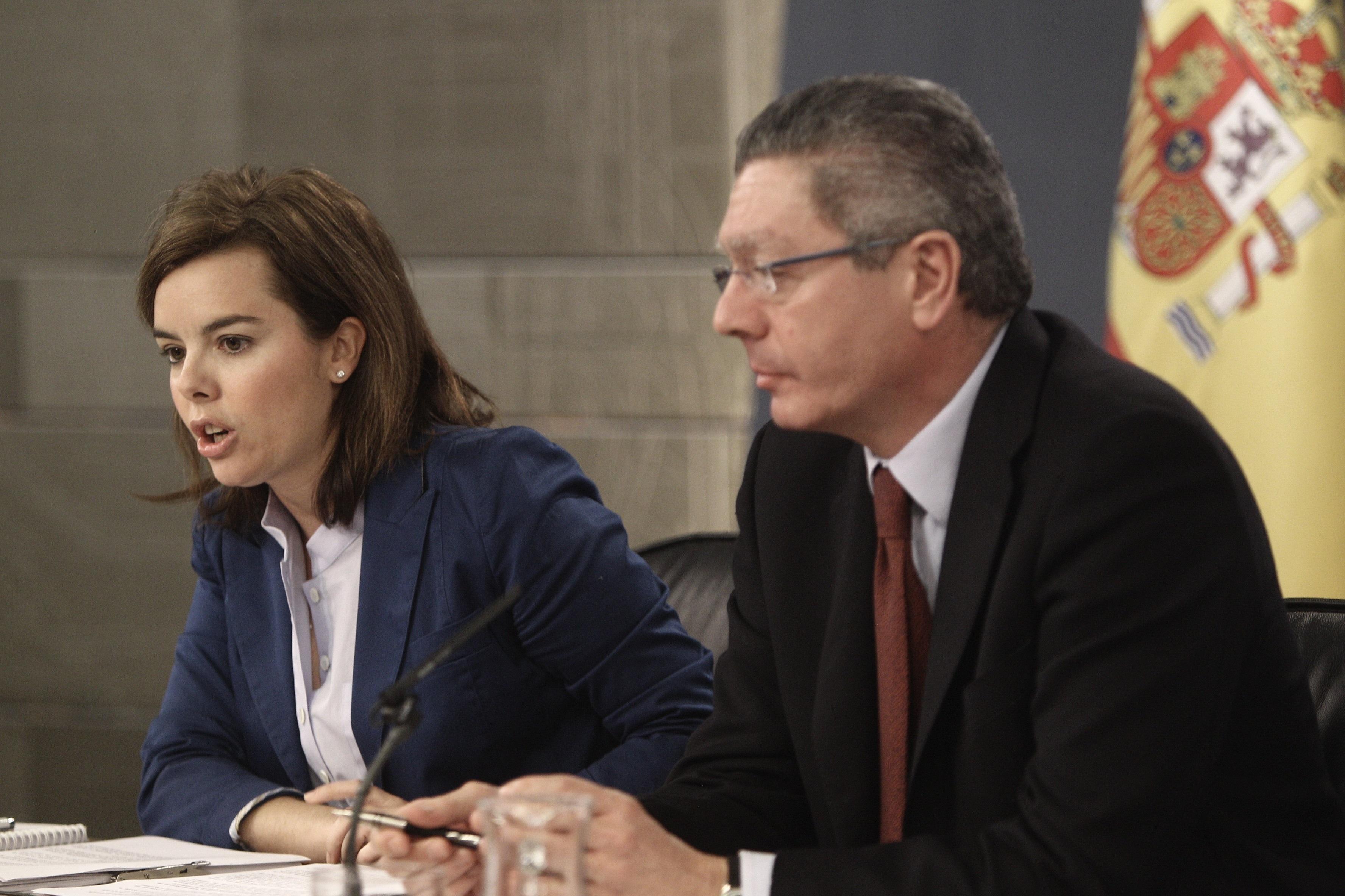 Santamaría: El archivo de la causa contra Blanco nos ratifica en no valorar casos judiciales