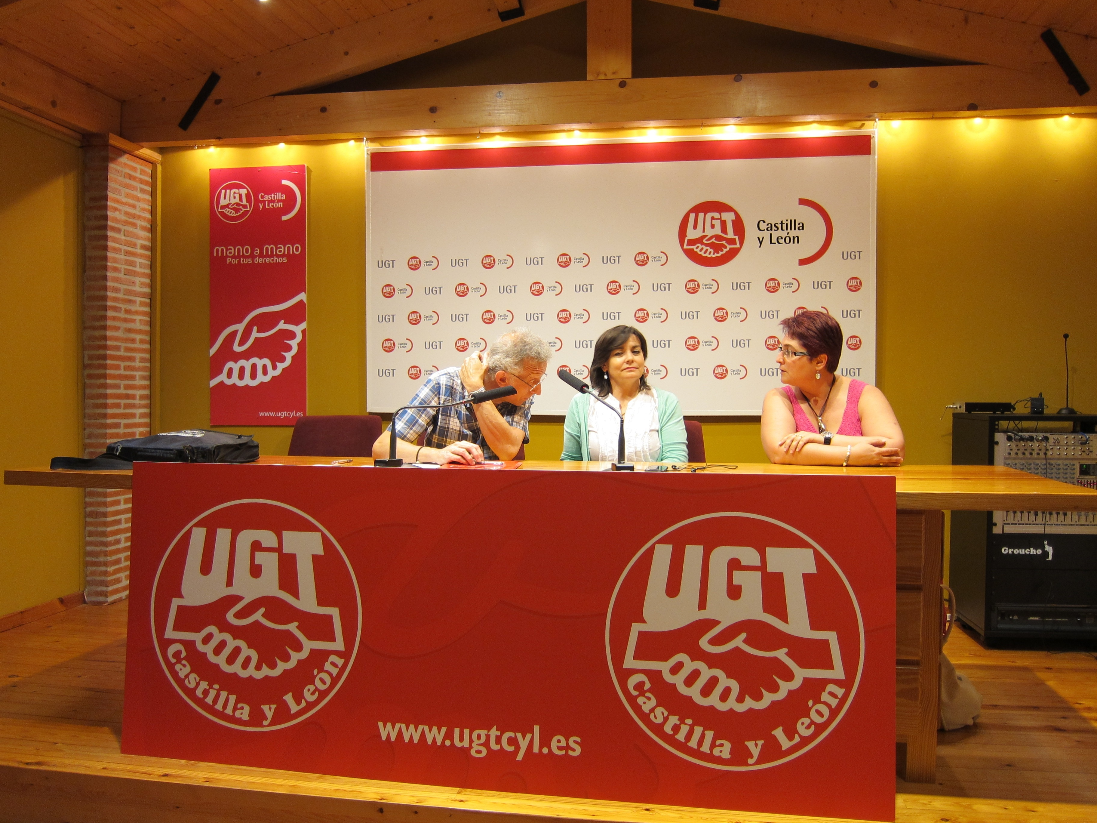 UGT Valladolid critica la «nula negociación» del decreto presentado por Sacyl que unificará las dos áreas de salud
