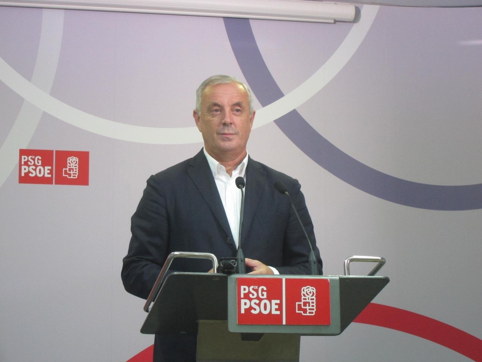 Vázquez anuncia que no optará a la reelección en las primarias del PSdeG