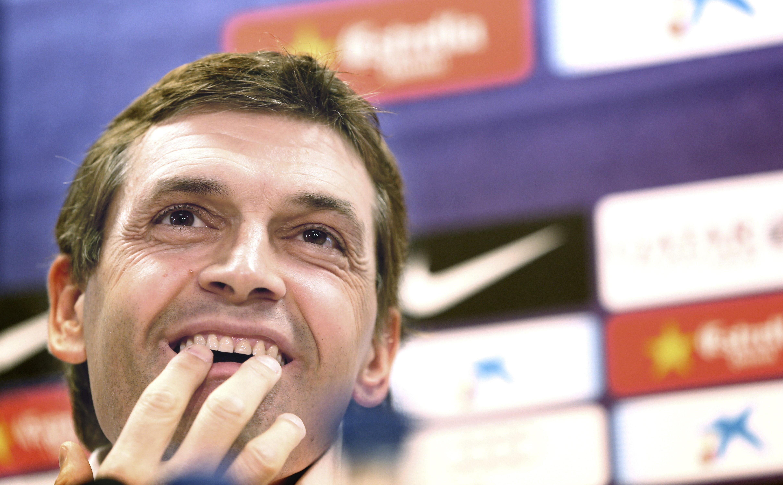 Tito Vilanova podría haber renunciado al banquillo del Barça